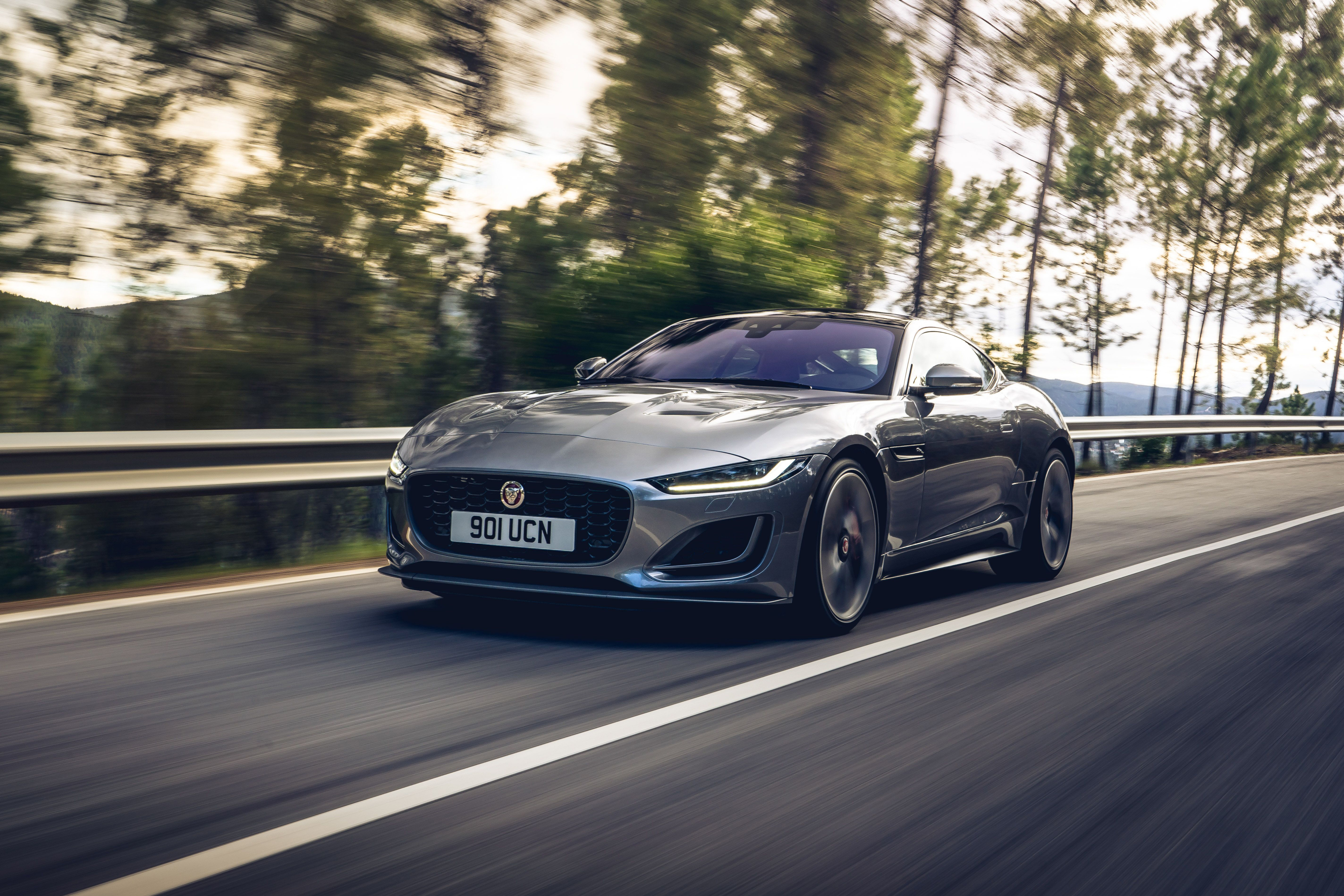 Jaguar F Type P300 Coupe First Edition 2020 4k, HD Cars ...