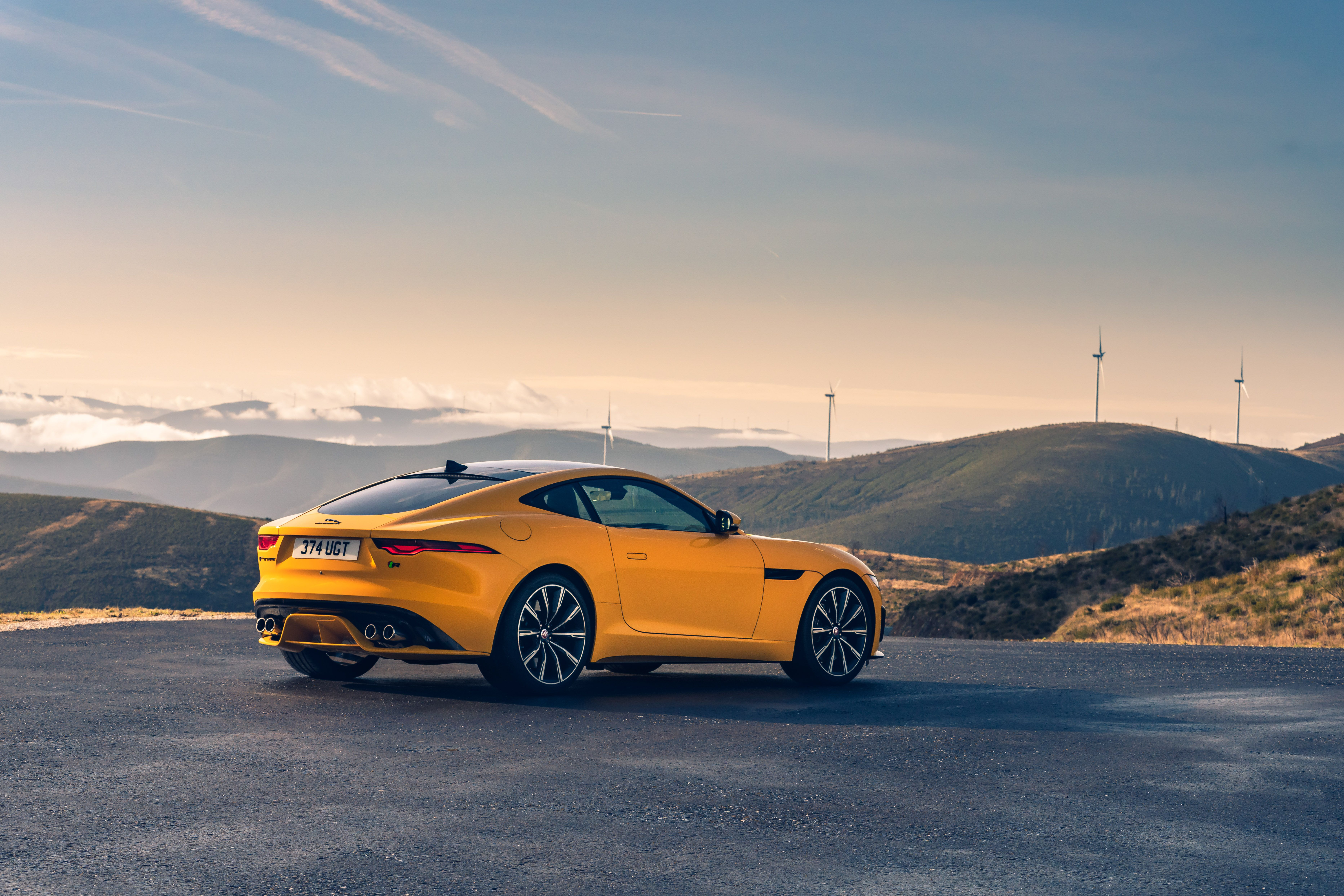 Jaguar F Type R Coupe 5k, HD Cars, 4k Wallpapers, Images ...