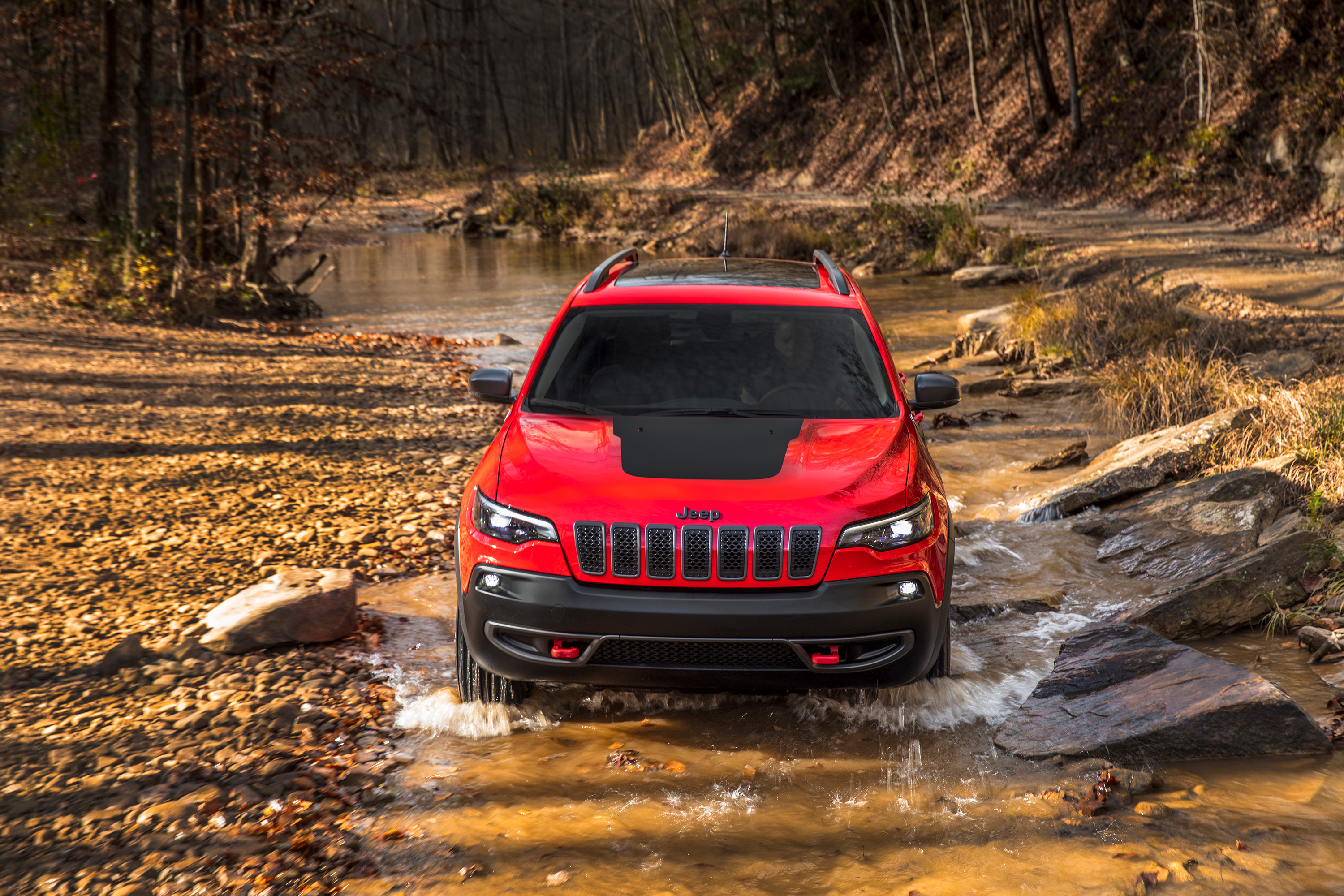 Jeep Cherokee Trailhawk, HD Cars, 4k Wallpapers, Images ...
