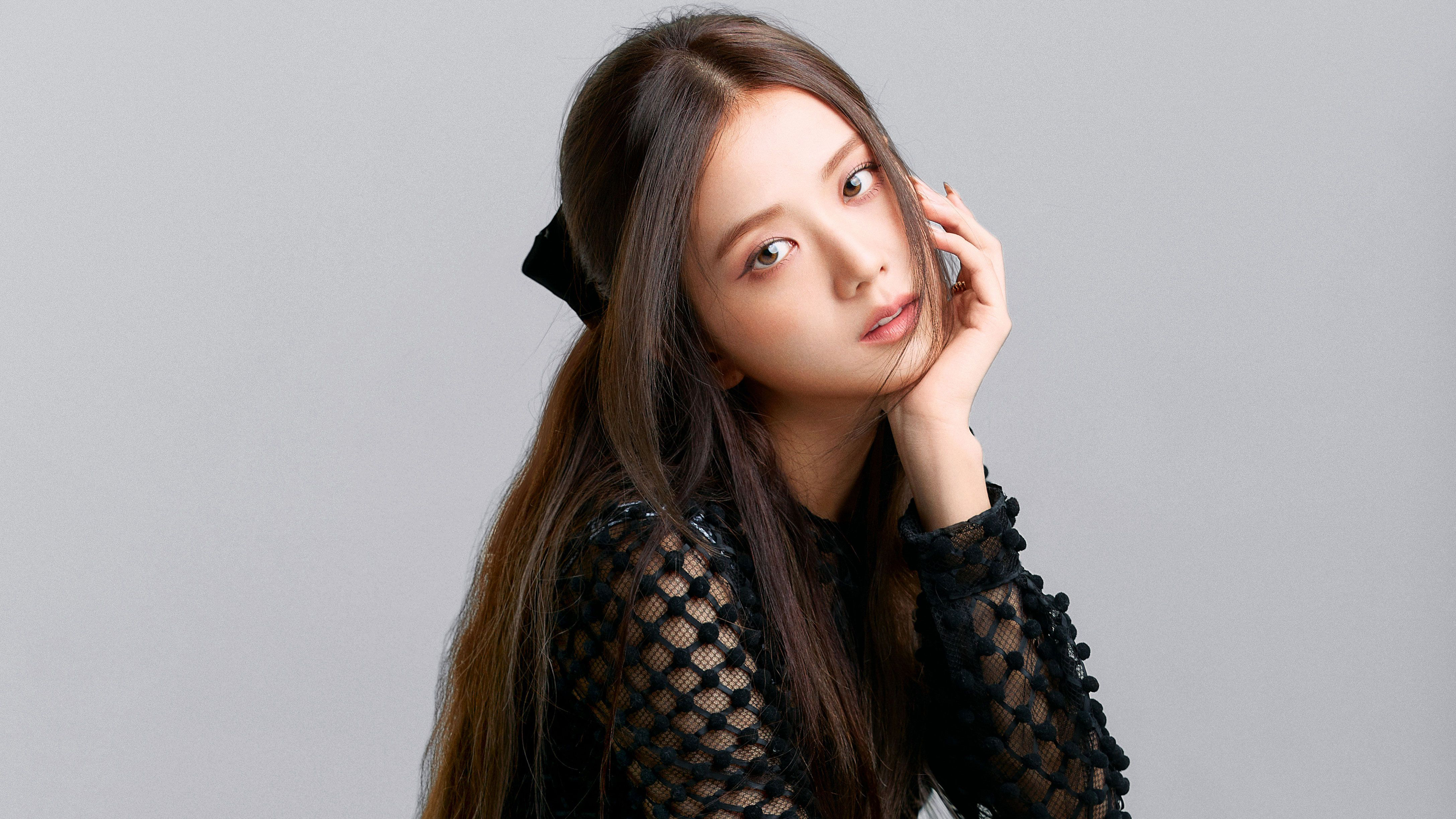 1366x768 Jisoo Blackpink 4k 1366x768 Resolution Hd 4k Wallpapers Images Backgrounds Photos And Pictures