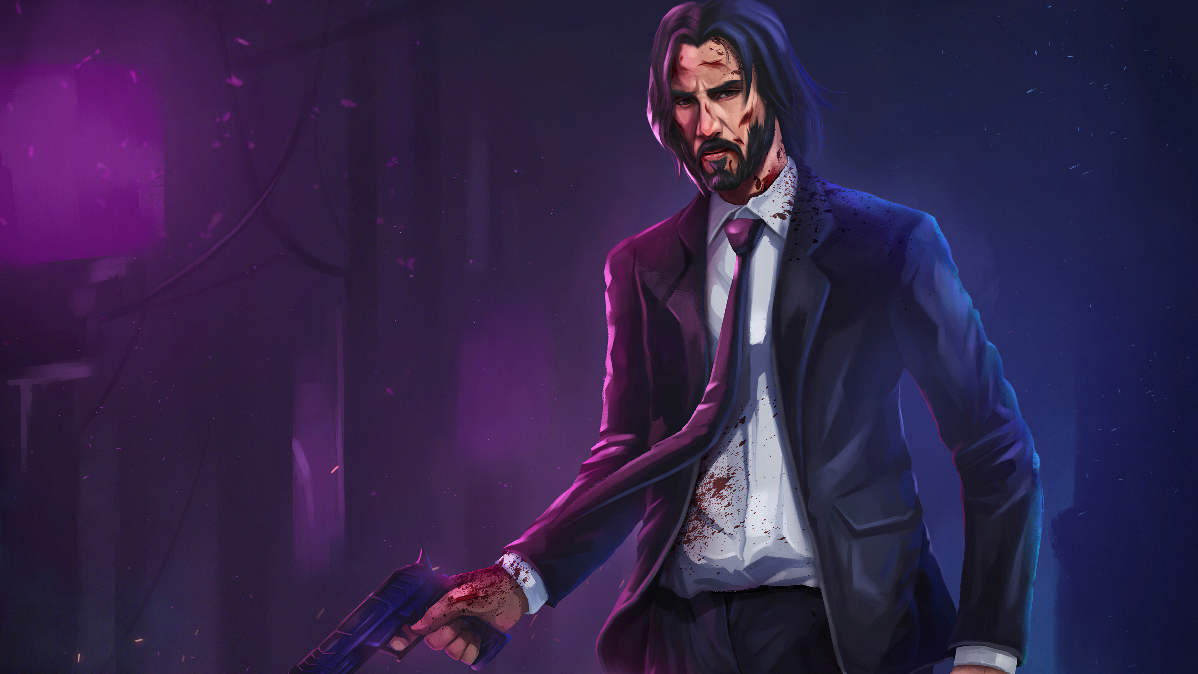 John Wick 4k Hd Movies 4k Wallpapers Images Backgrounds Photos And Pictures