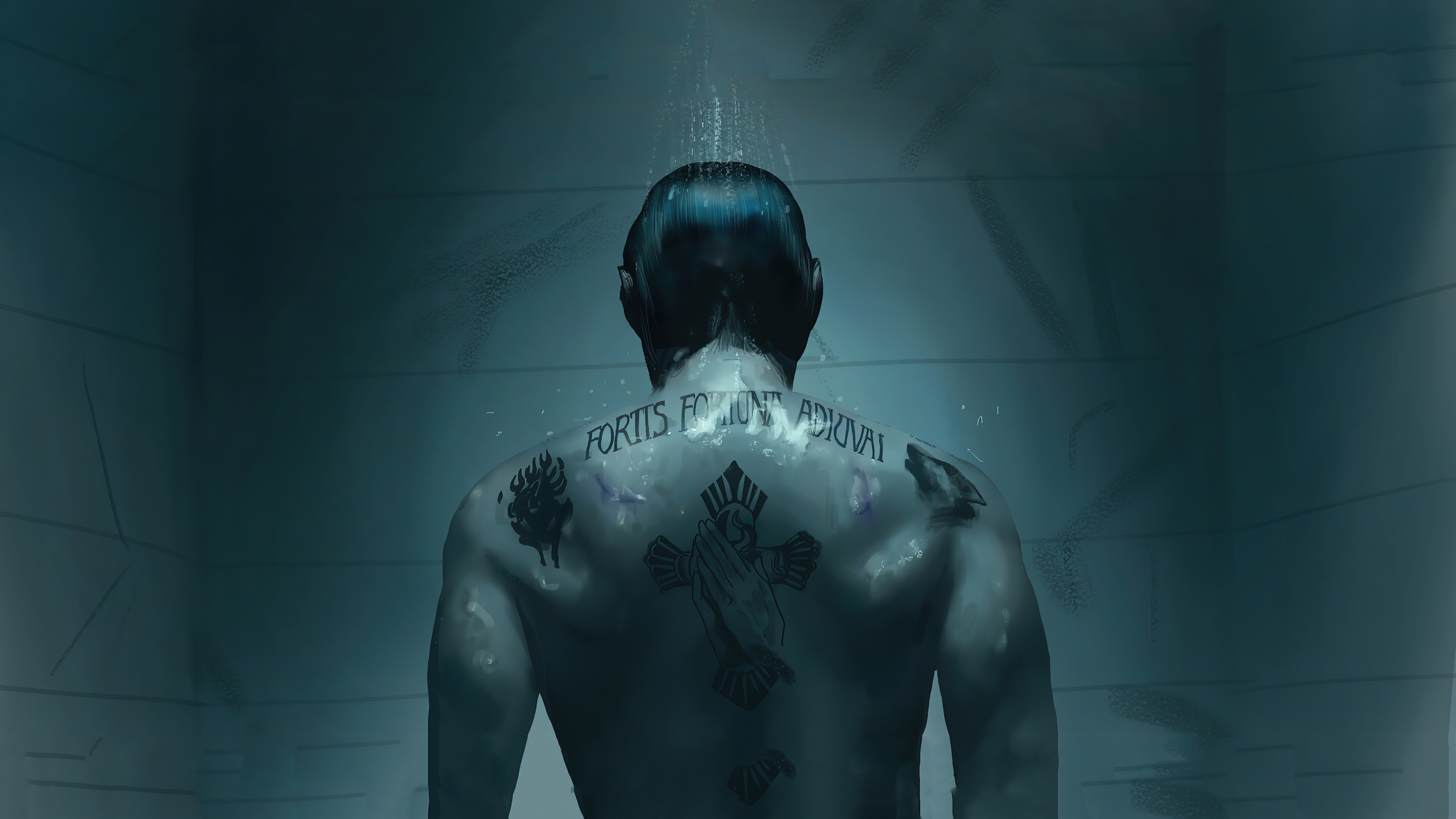 John Wick Tattoo Hd Movies 4k Wallpapers Images Backgrounds Photos And Pictures