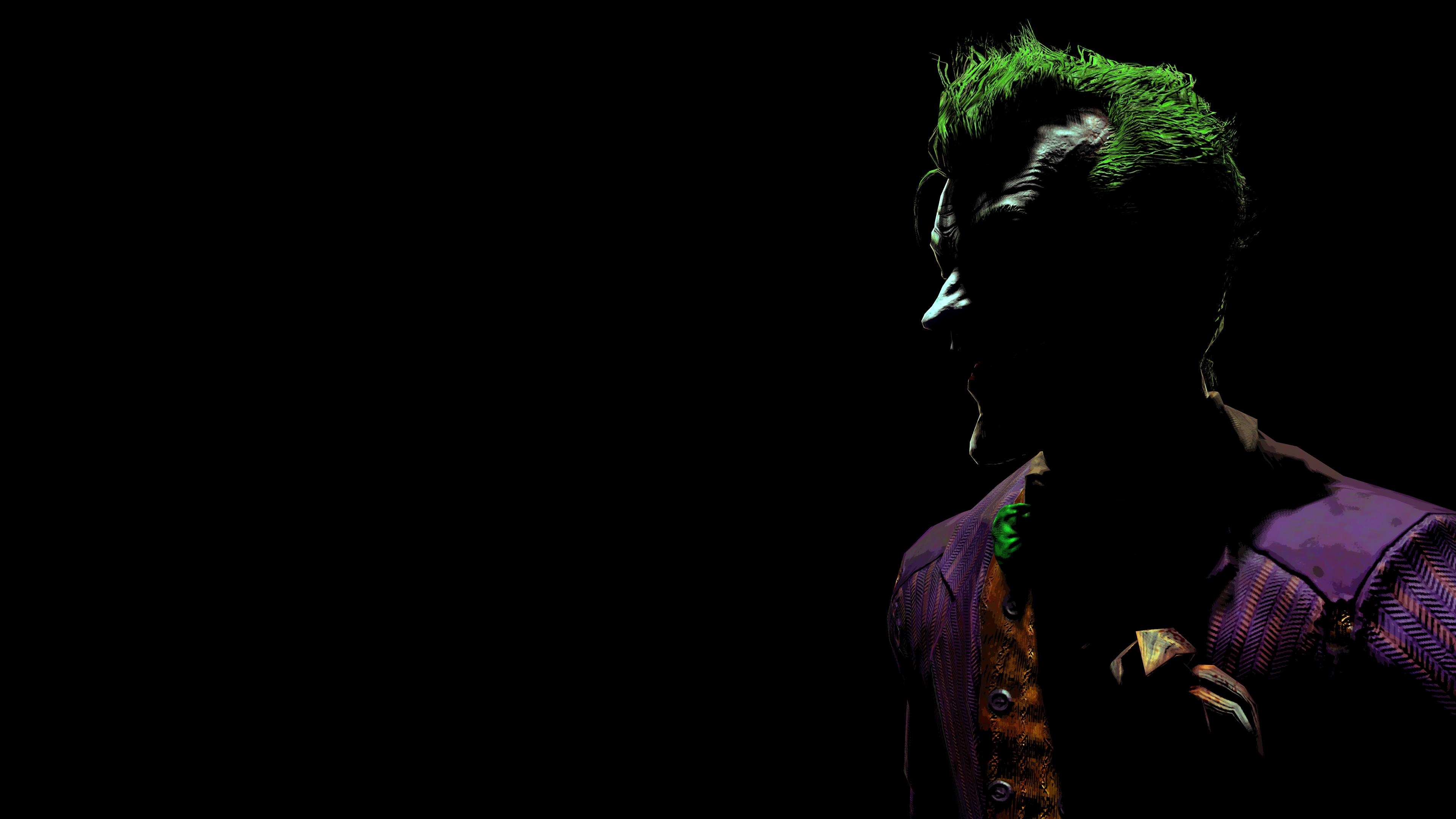 2560x1080 Joker Batman Arkham Asylum 2560x1080 Resolution ...
