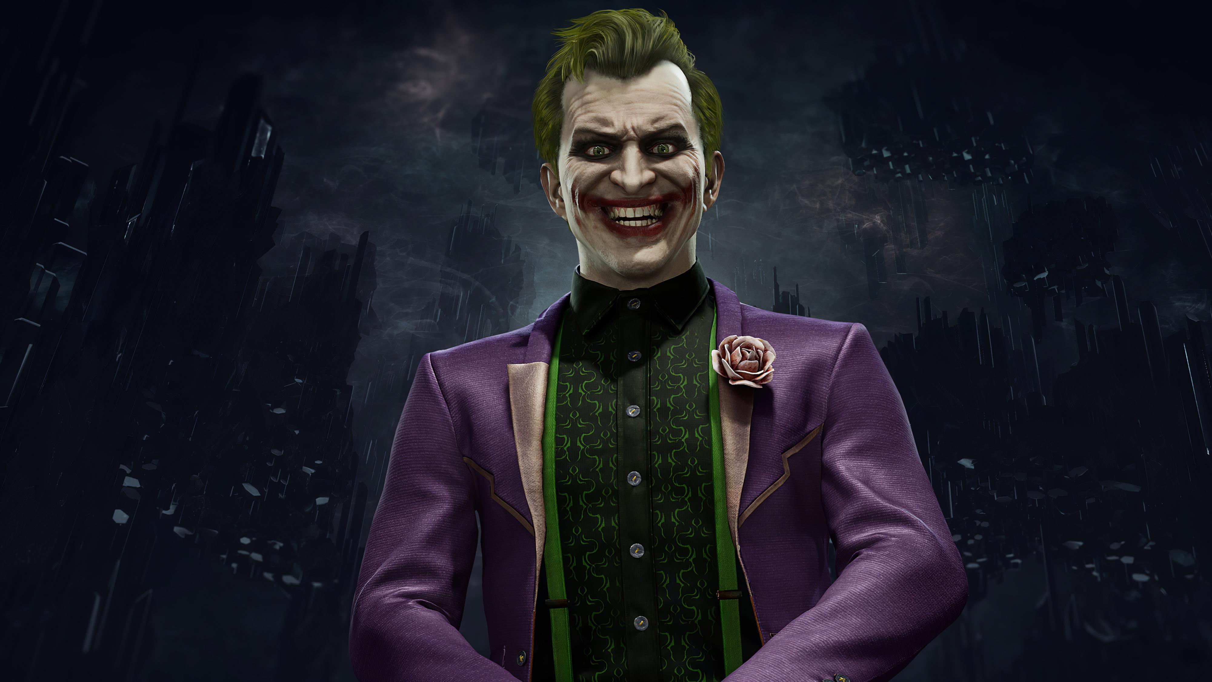 Joker In Mortal Kombat 11 2020 Hd Games 4k Wallpapers Images