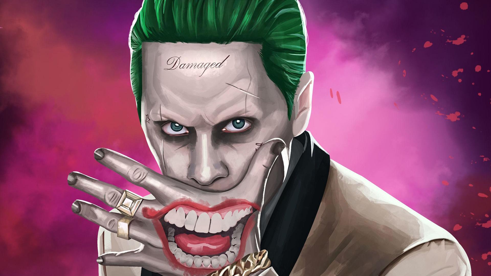 Joker Jared Leto Art Hd Superheroes 4k Wallpapers Images