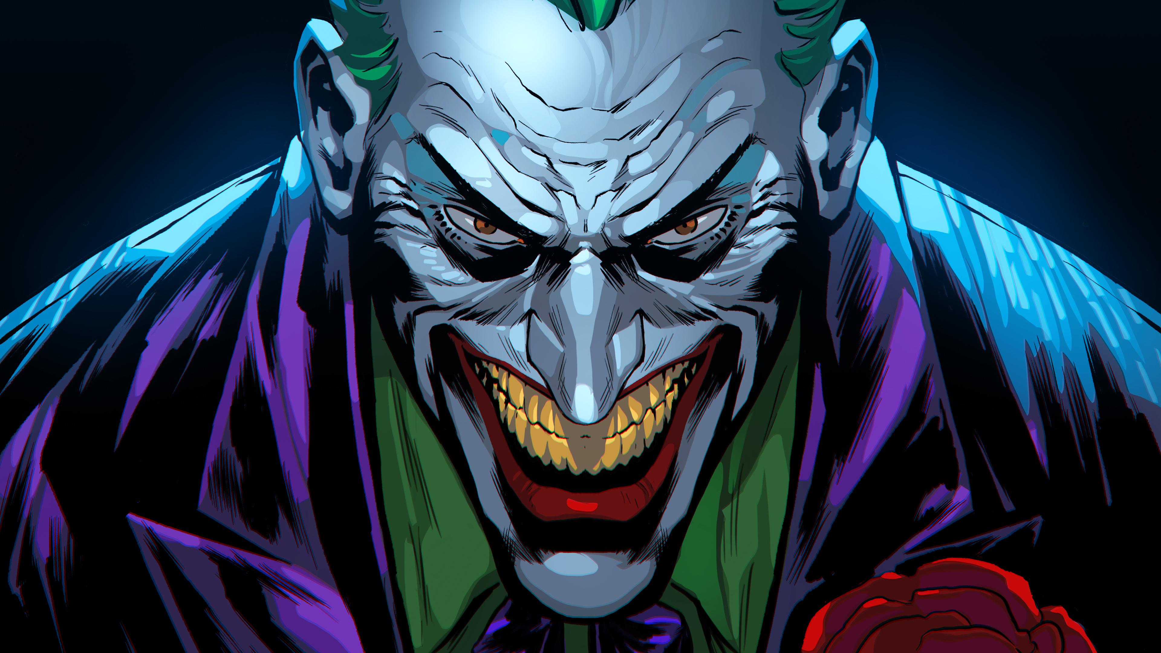 Joker Sketh Art 4k, HD Superheroes, 4k Wallpapers, Images ...