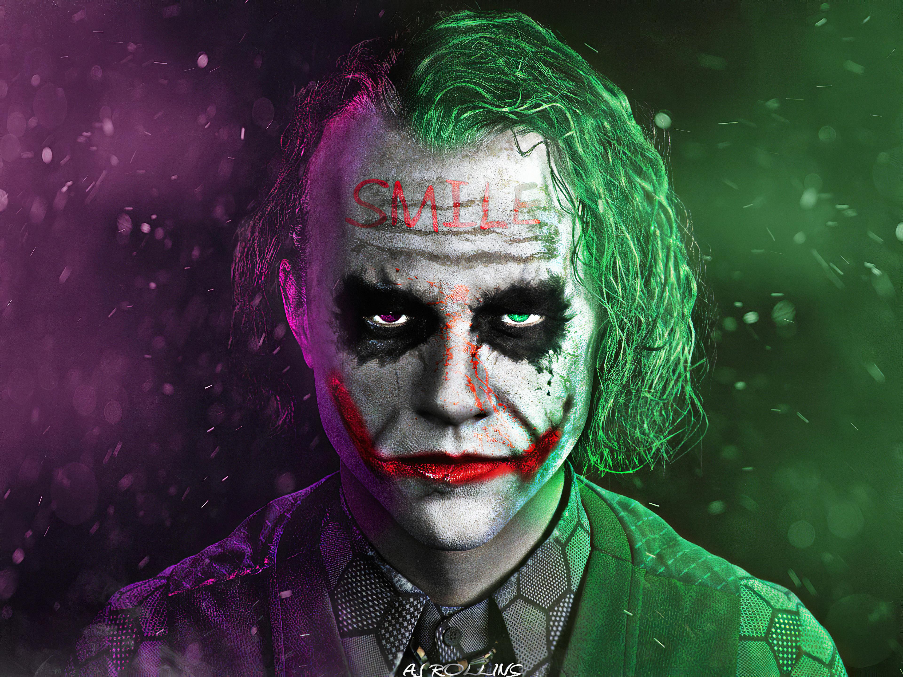Wallpaper Phone 4k Joker | Joker hd wallpaper, Joker ...