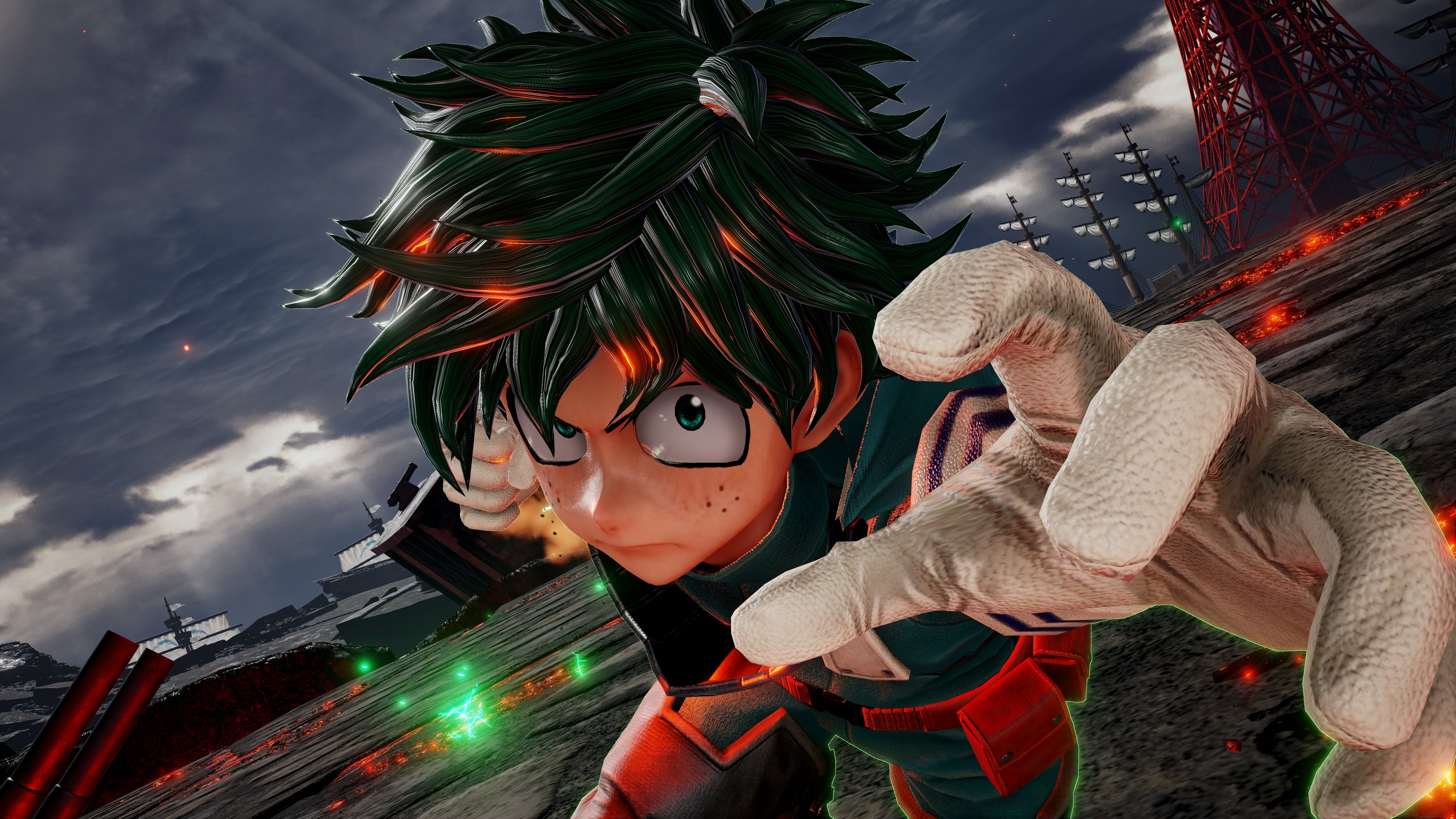 Jump Force 4k Hd Games 4k Wallpapers Images Backgrounds Photos And Pictures