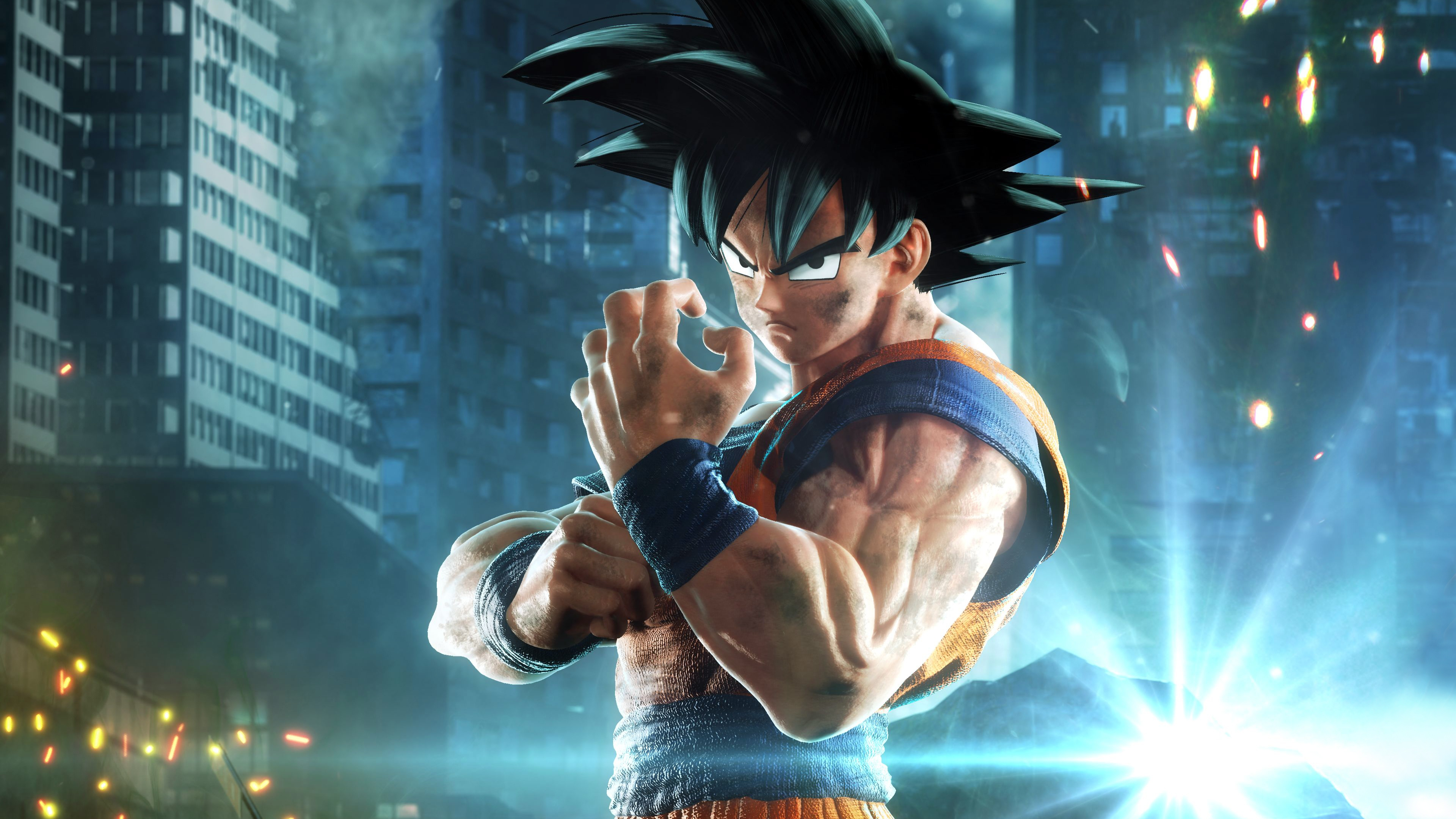 Jump Force Goku 4k Hd Games 4k Wallpapers Images Backgrounds Photos And Pictures