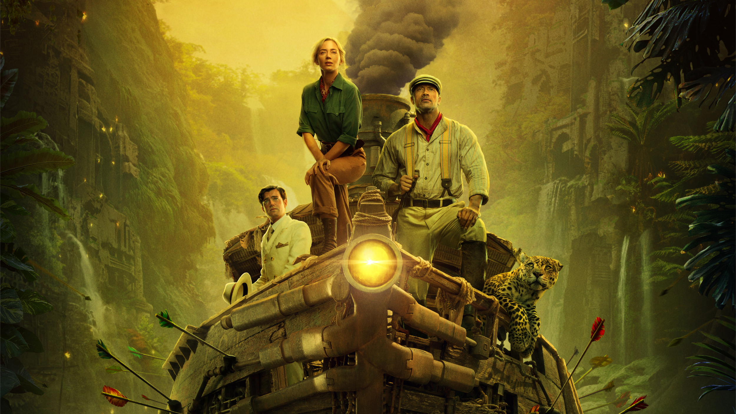 Jungle Cruise 2020 Movie Hd Movies 4k Wallpapers Images Backgrounds Photos And Pictures