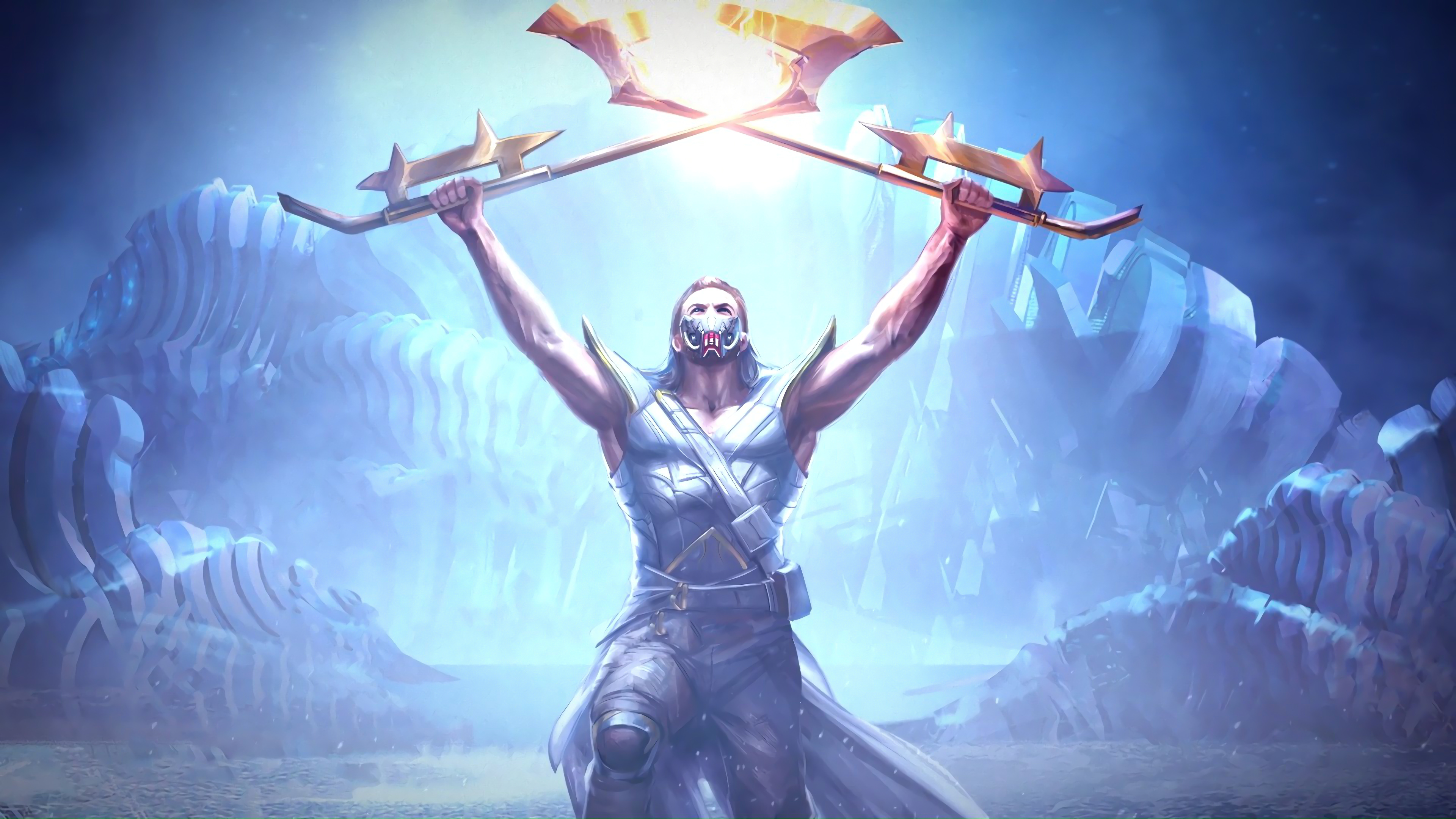 Kabal Mortal Kombat 11 4k Hd Games 4k Wallpapers Images