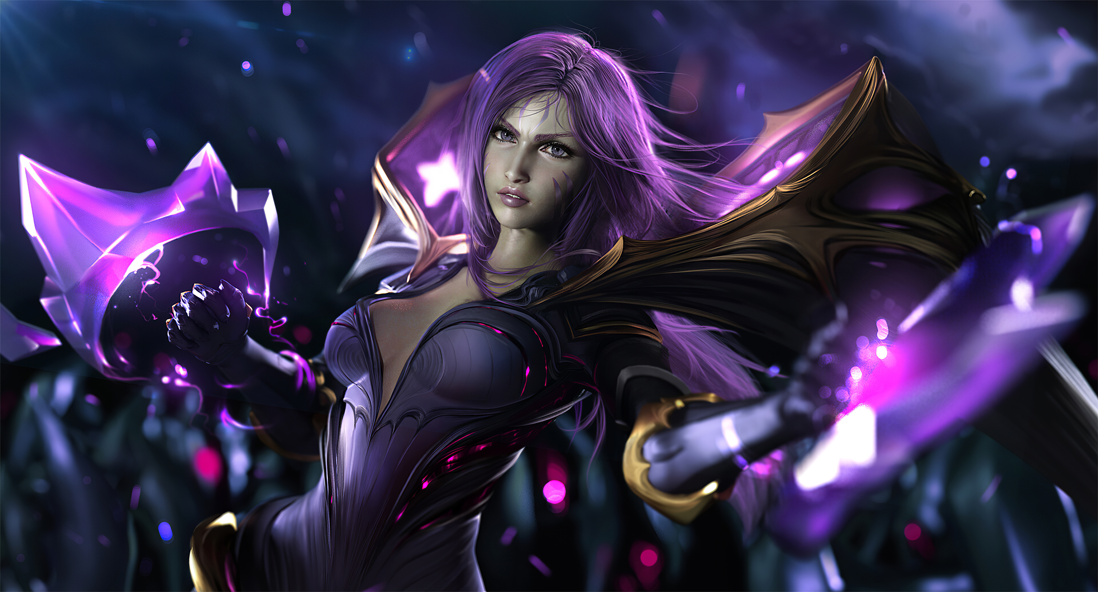 Kaisa League Of Legends 4k 2020 Hd Games 4k Wallpapers Images Backgrounds Photos And Pictures