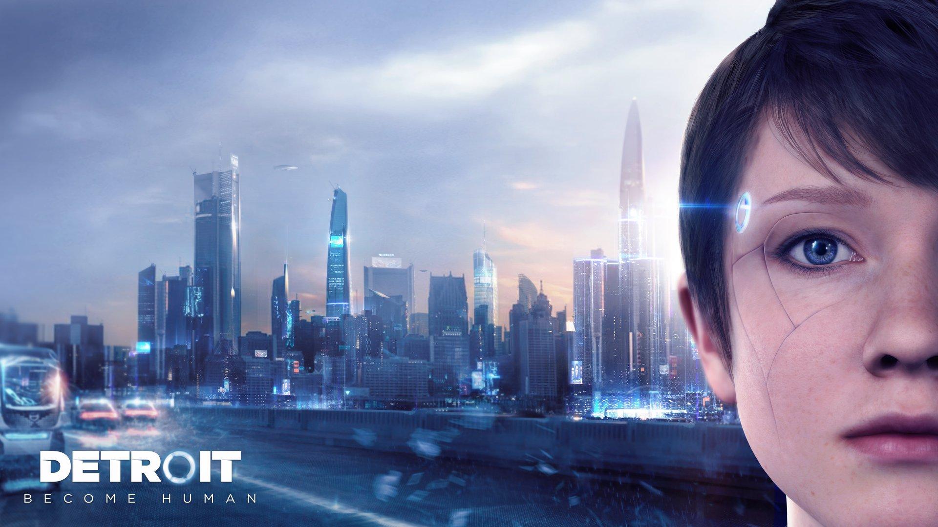 Kara Detroit Become Human Hd Games 4k Wallpapers Images