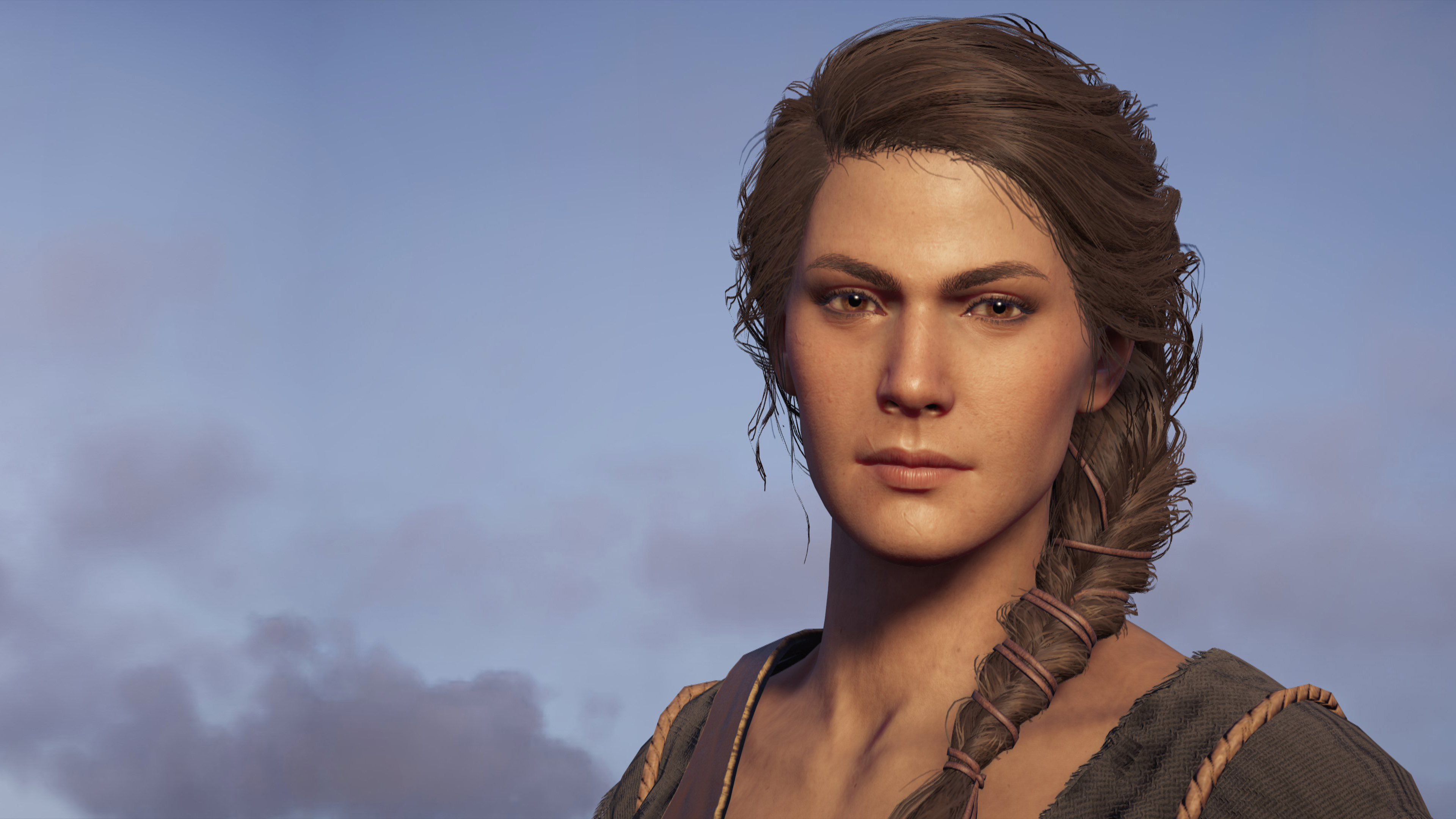 Kassandra Assassins Creed Odyssey Hd Games 4k Wallpapers Images