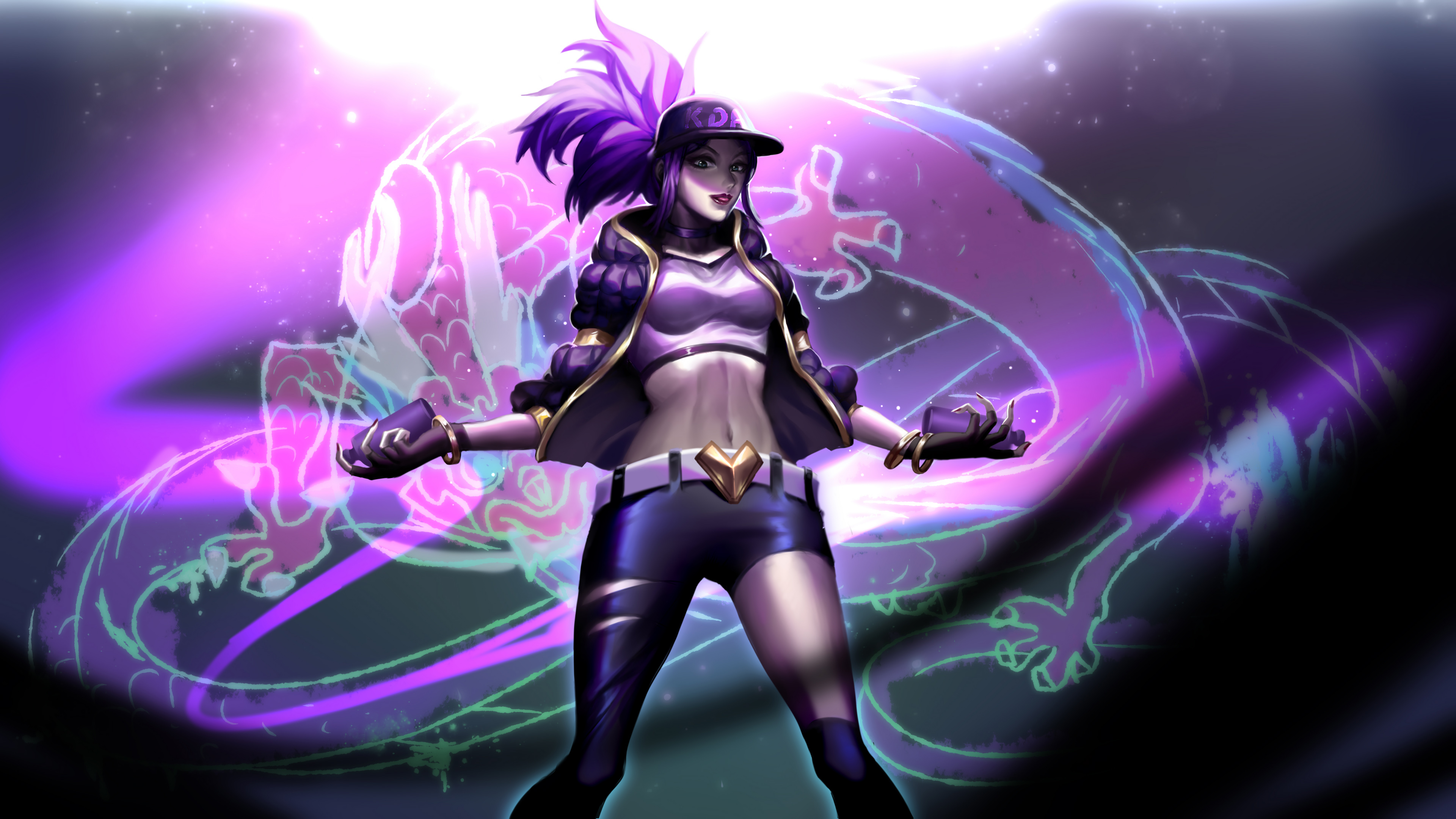 1920x1200 Kda Akali 1080p Resolution Hd 4k Wallpapers Images Backgrounds Photos And Pictures