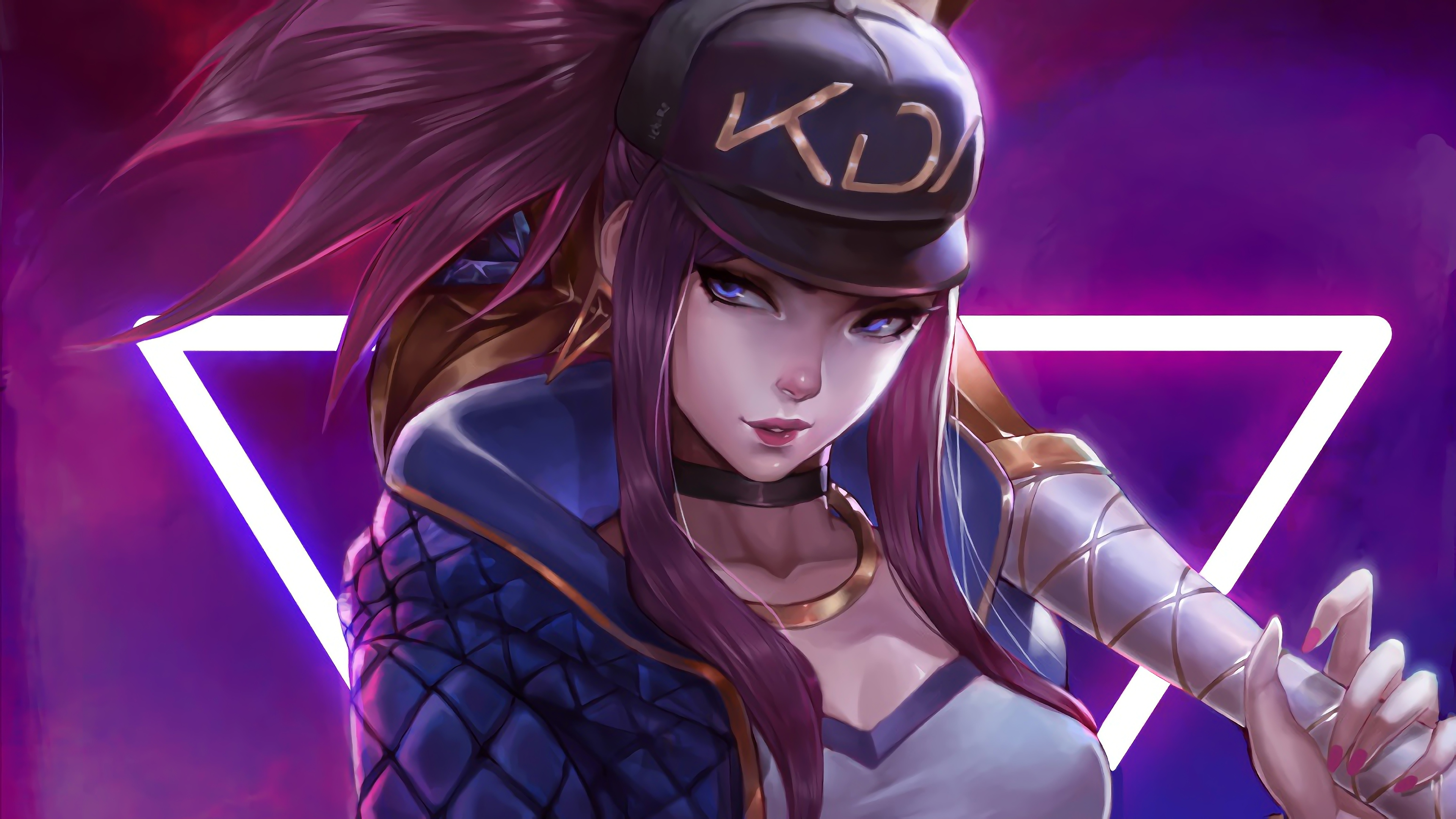 Kda League Of Legends 4k Hd Games 4k Wallpapers Images