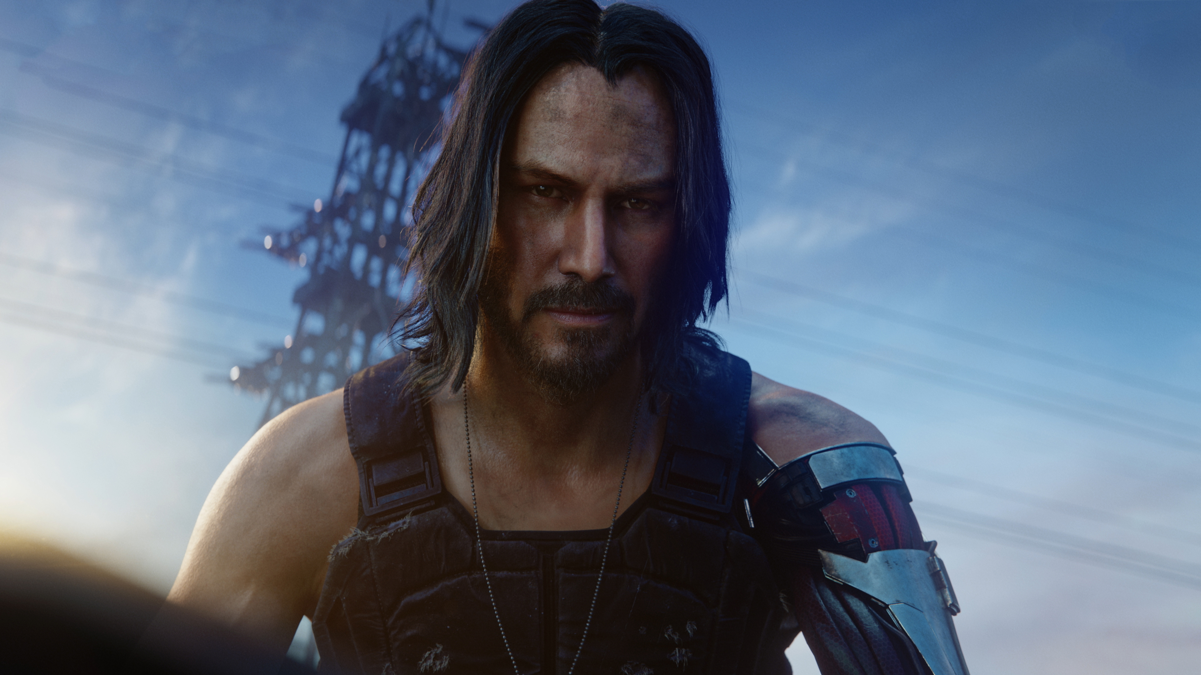 Keanu Reeves In Cyberpunk 2077 Hd Games 4k Wallpapers Images Backgrounds Photos And Pictures