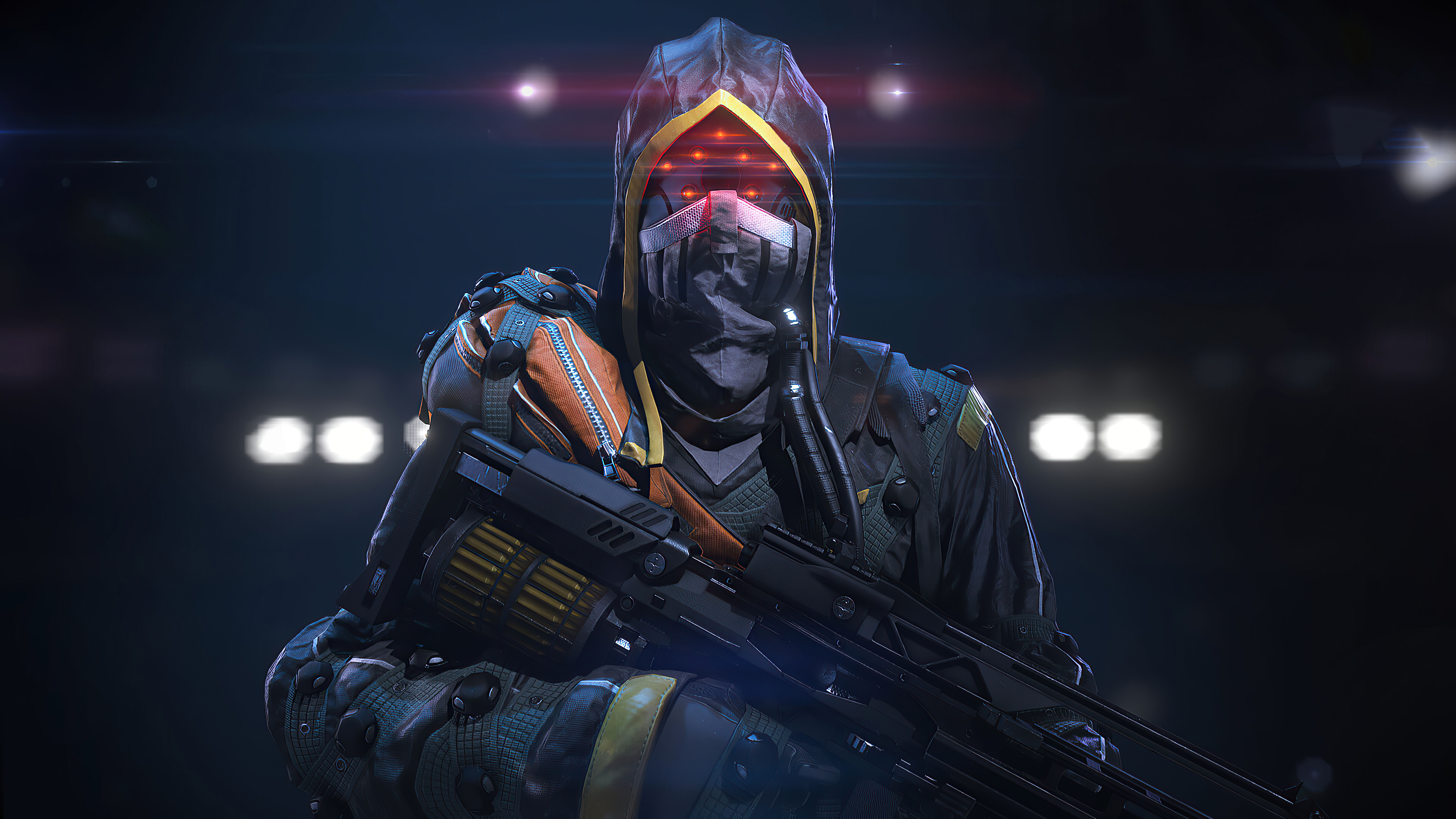 Killzone Shadow Fall Helghast Terrorist Hd Games 4k Wallpapers Images Backgrounds Photos And Pictures