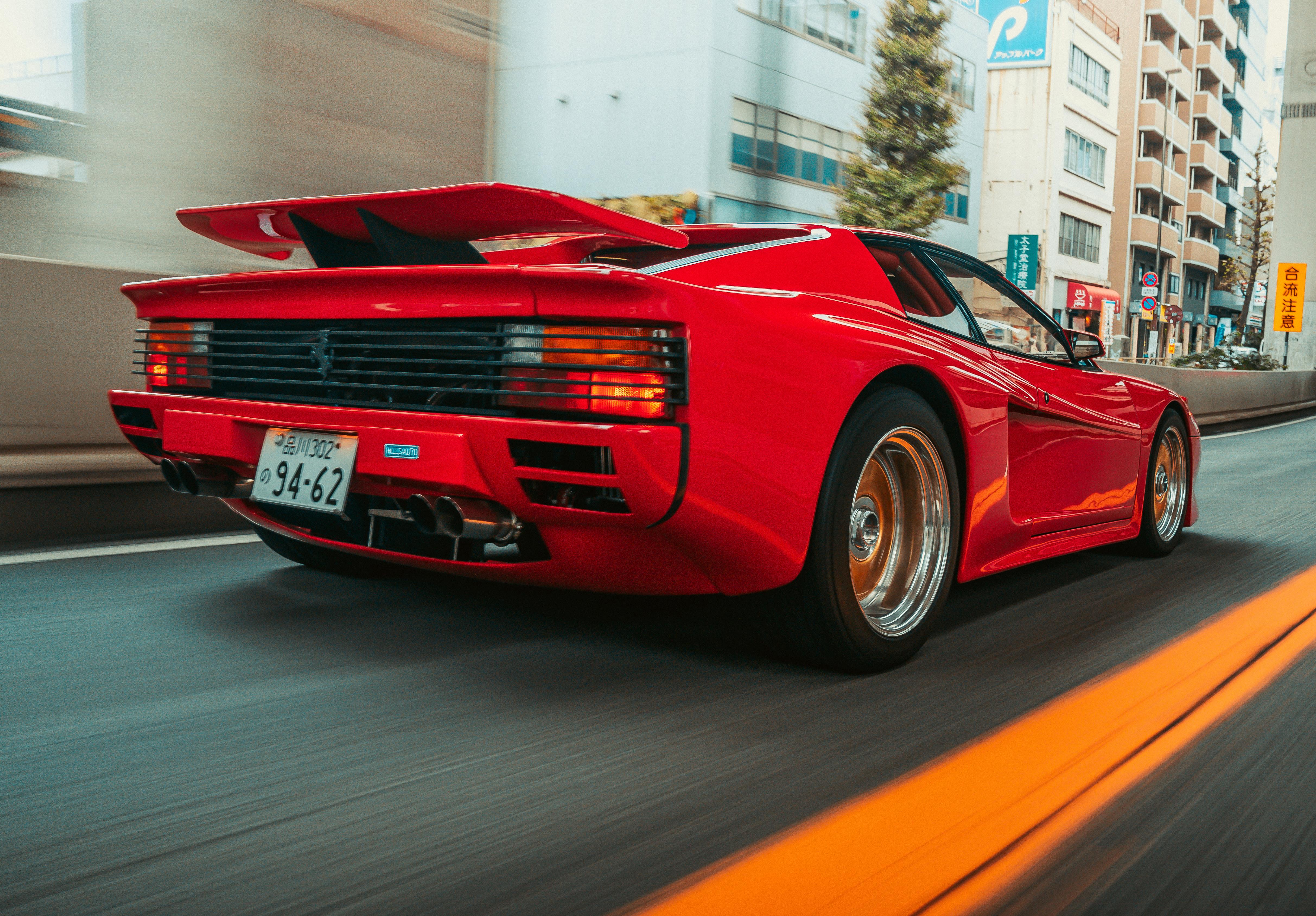 Koenig Ferrari Testarossa Bi Turbo 5k Hd Cars 4k Wallpapers Images Backgrounds Photos And Pictures