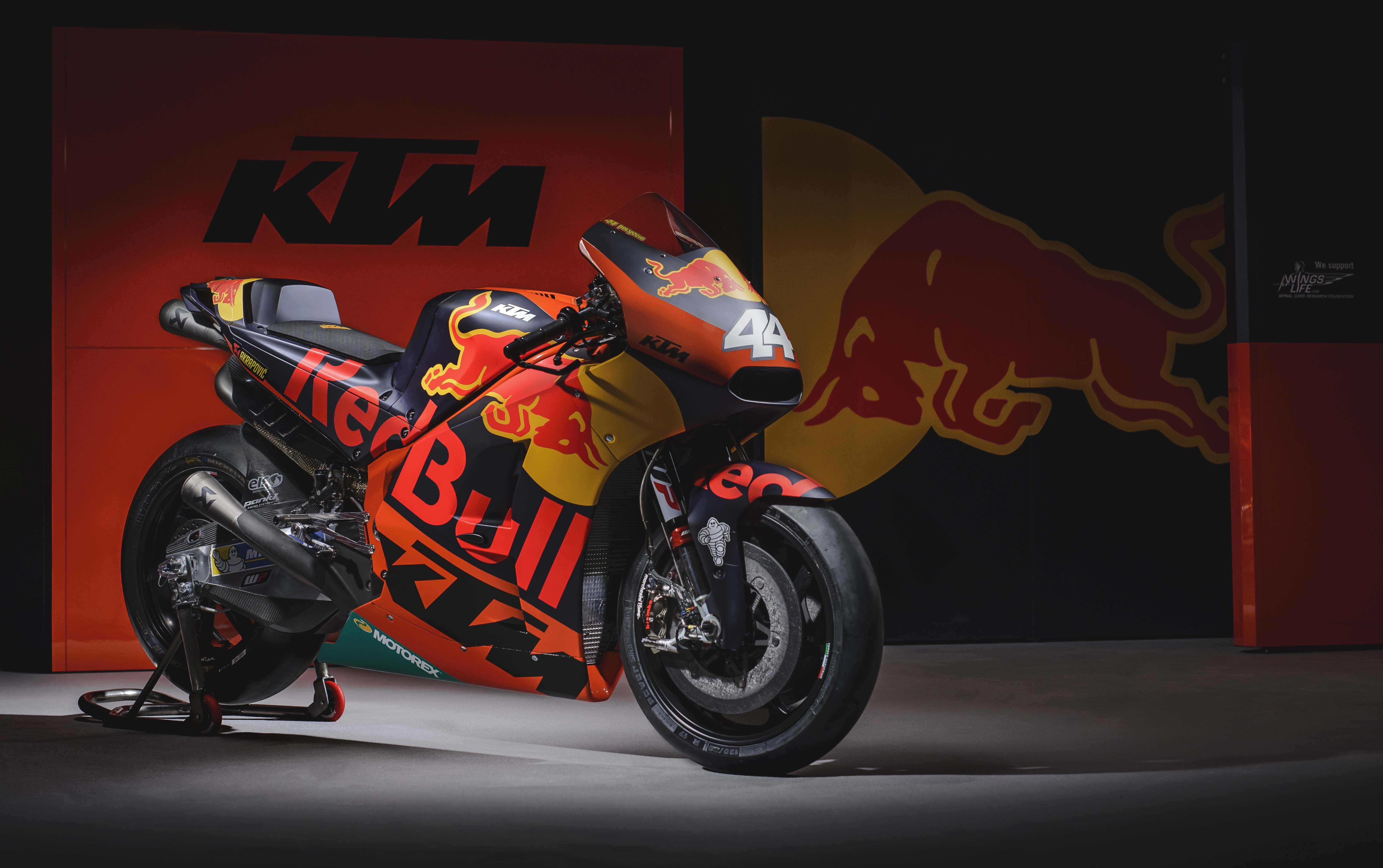 Ktm Rc16 Motogp Bike Hd Bikes 4k Wallpapers Images Backgrounds Photos And Pictures