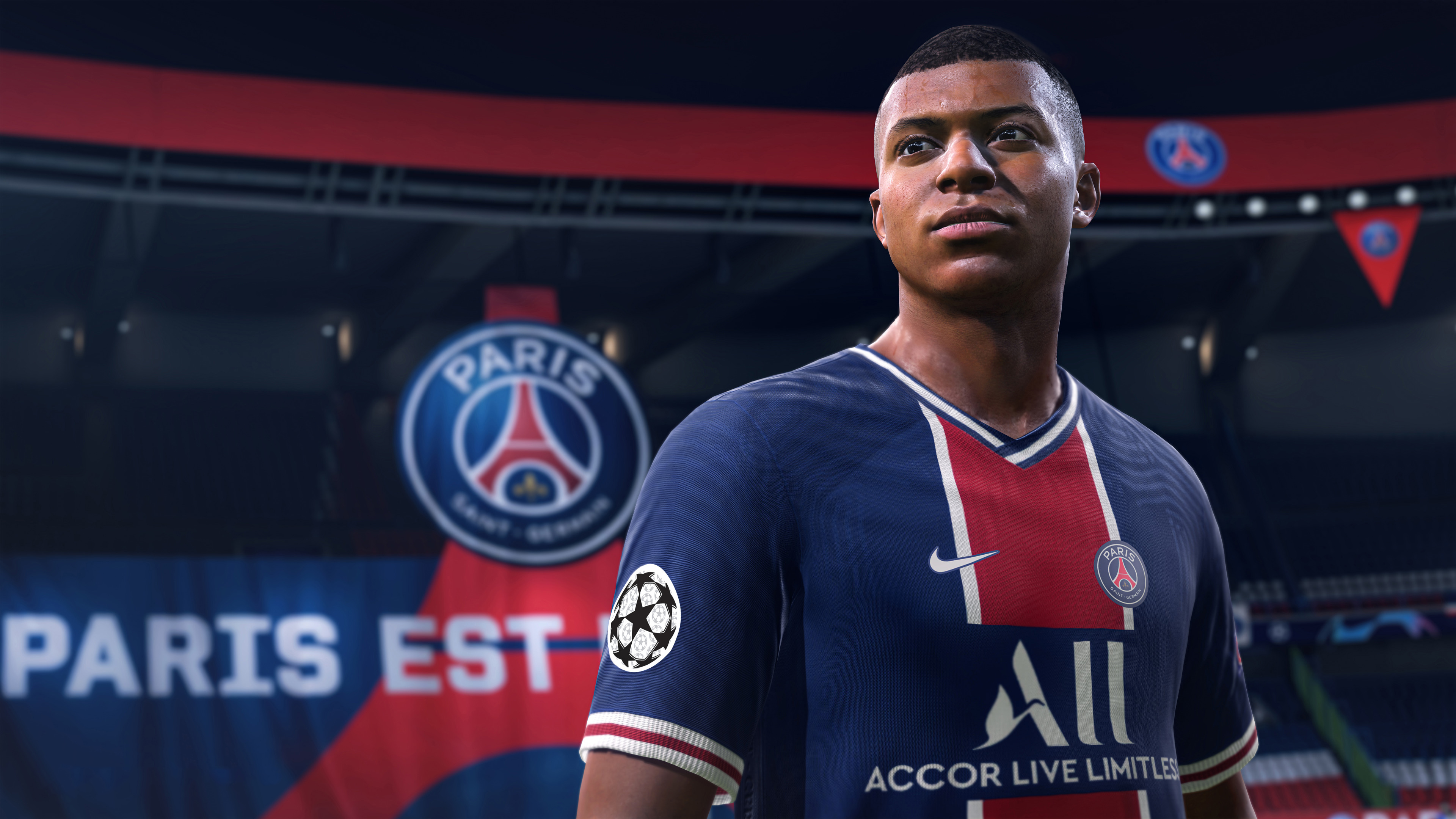 Kylian Mbappe Fifa 21 4k, HD Games, 4k Wallpapers, Images ...