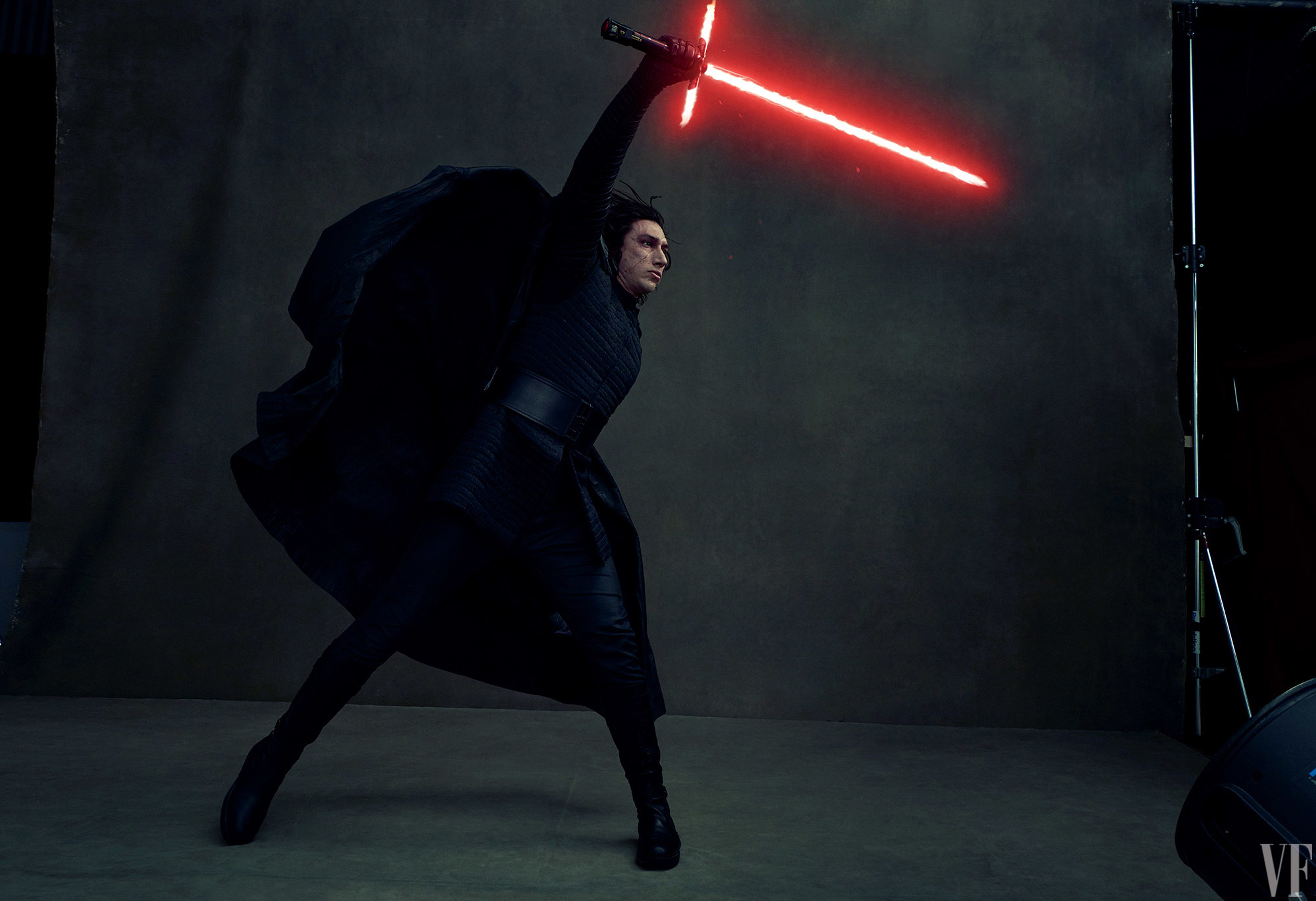 2048x1152 Kylo Ren In Star Wars The Last Jedi 4k Vanity Fair 2048x1152 Resolution Hd 4k Wallpapers Images Backgrounds Photos And Pictures