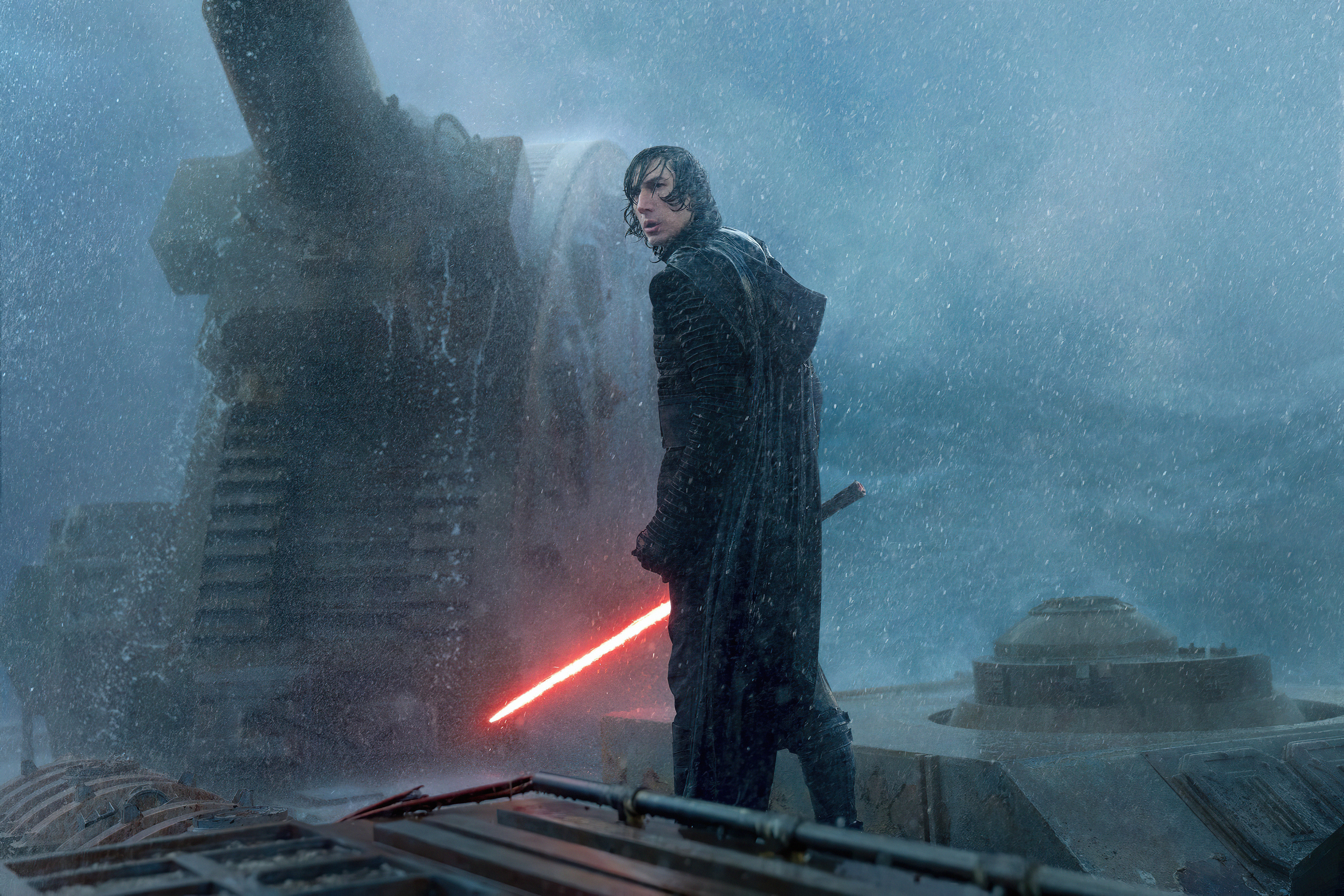 Kylo Ren In Star Wars The Rise Of Skywalker Hd Movies 4k
