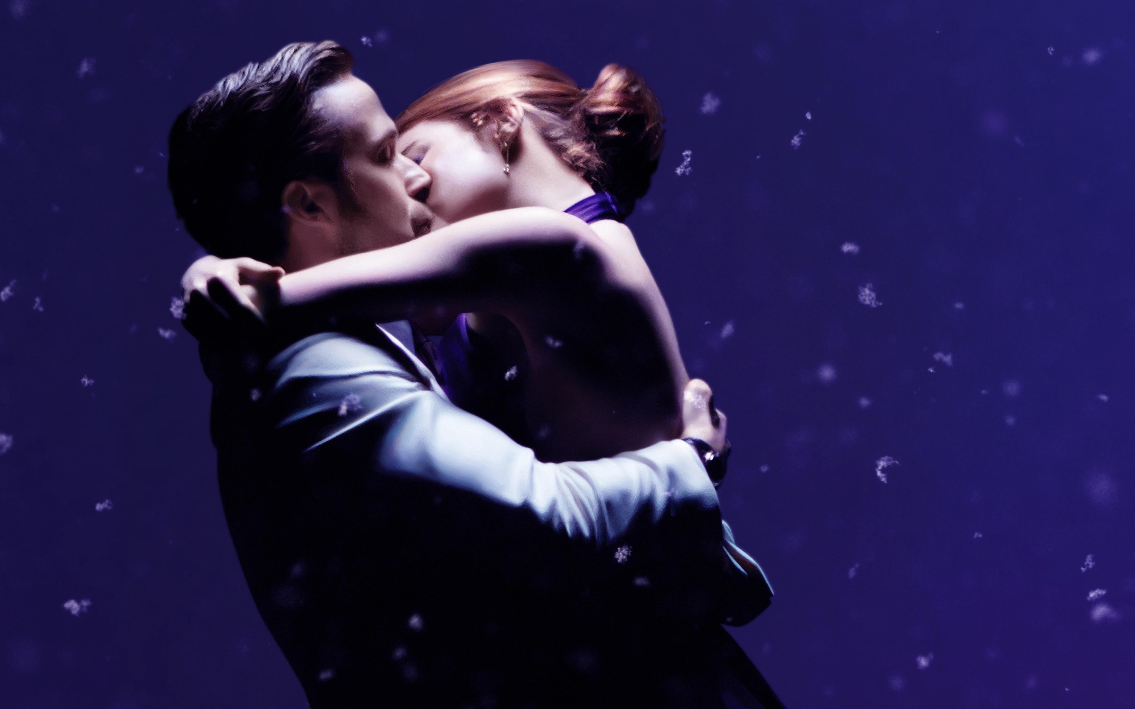 La La Land Emma Stone And Ryan Gosling Hd Movies 4k Wallpapers