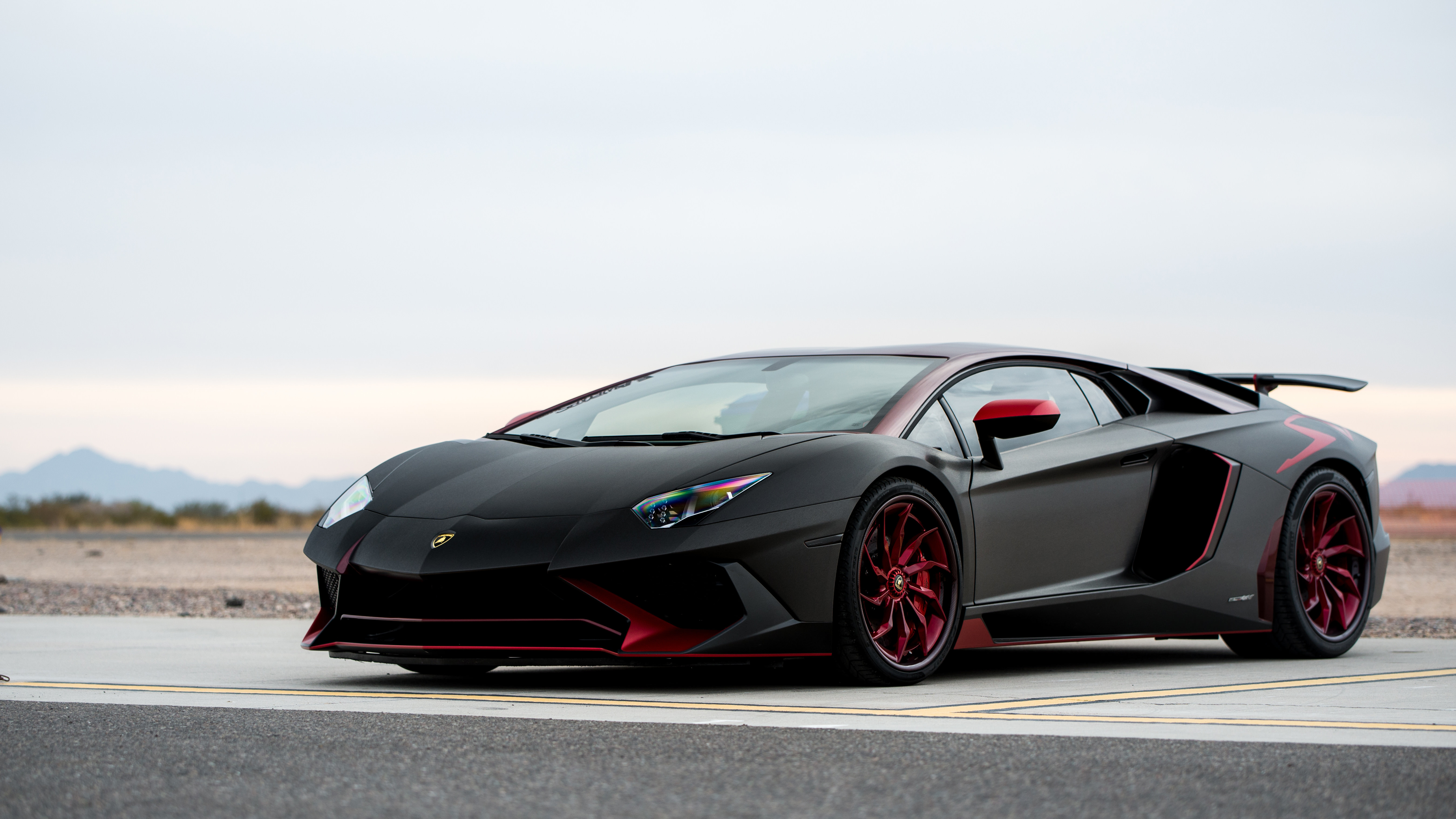 Lamborghini Aventador Sv 4k Hd Cars 4k Wallpapers Images Backgrounds Photos And Pictures