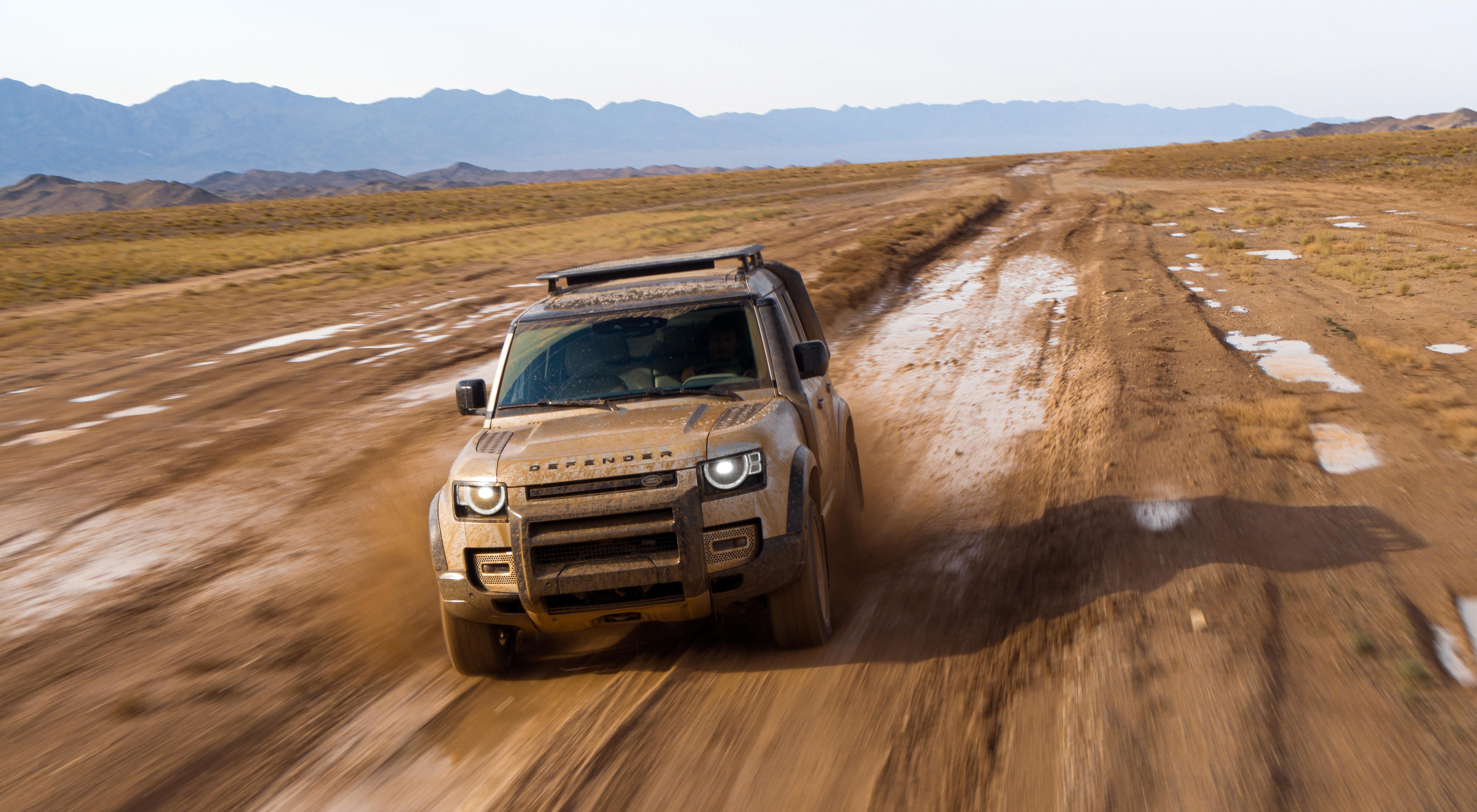 Land Rover Defender Explorer Pack 2021 5k, HD Cars, 4k ...