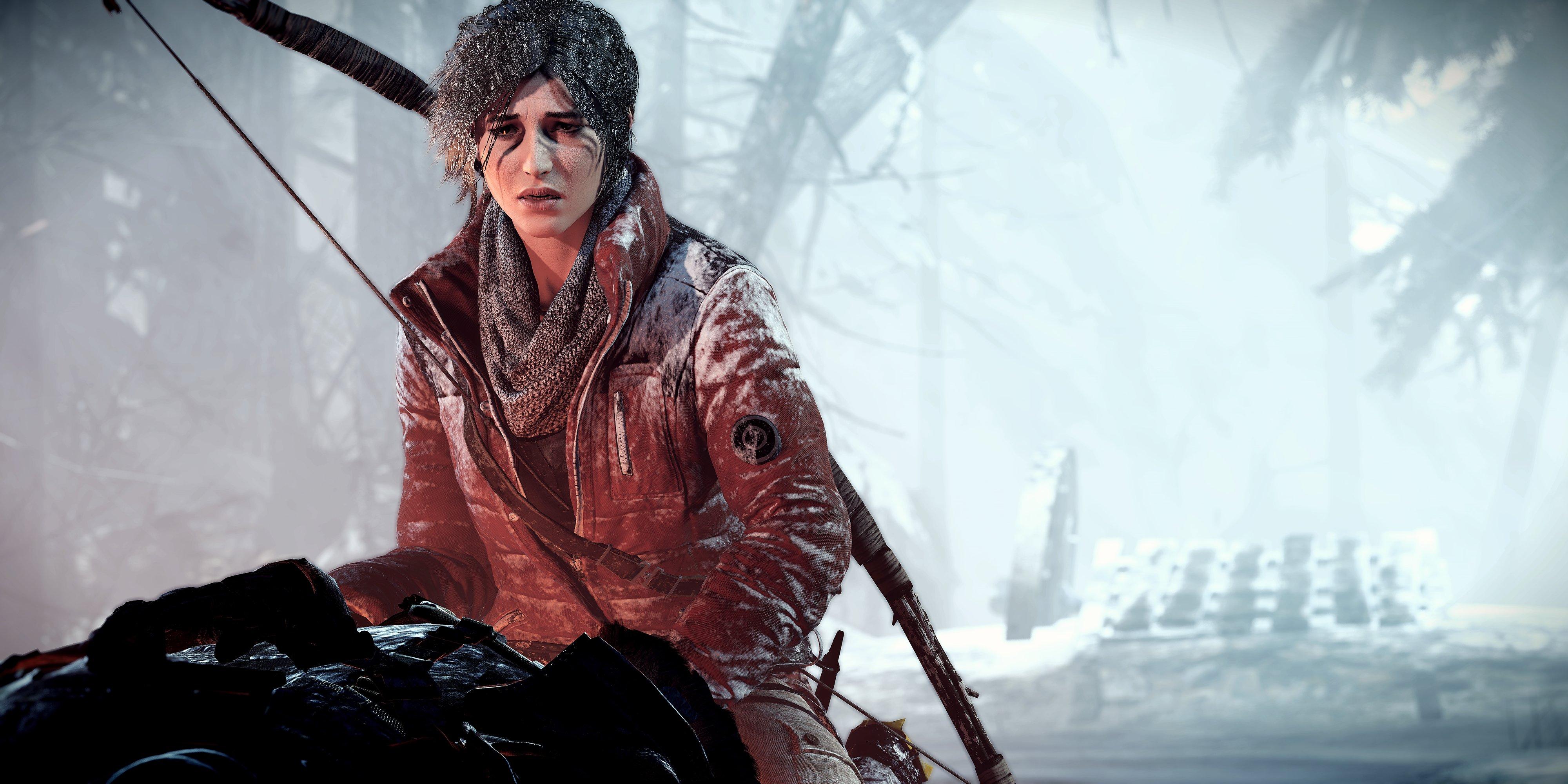 2048x1152 Lara Croft Shadow Of The Tomb Raider Game