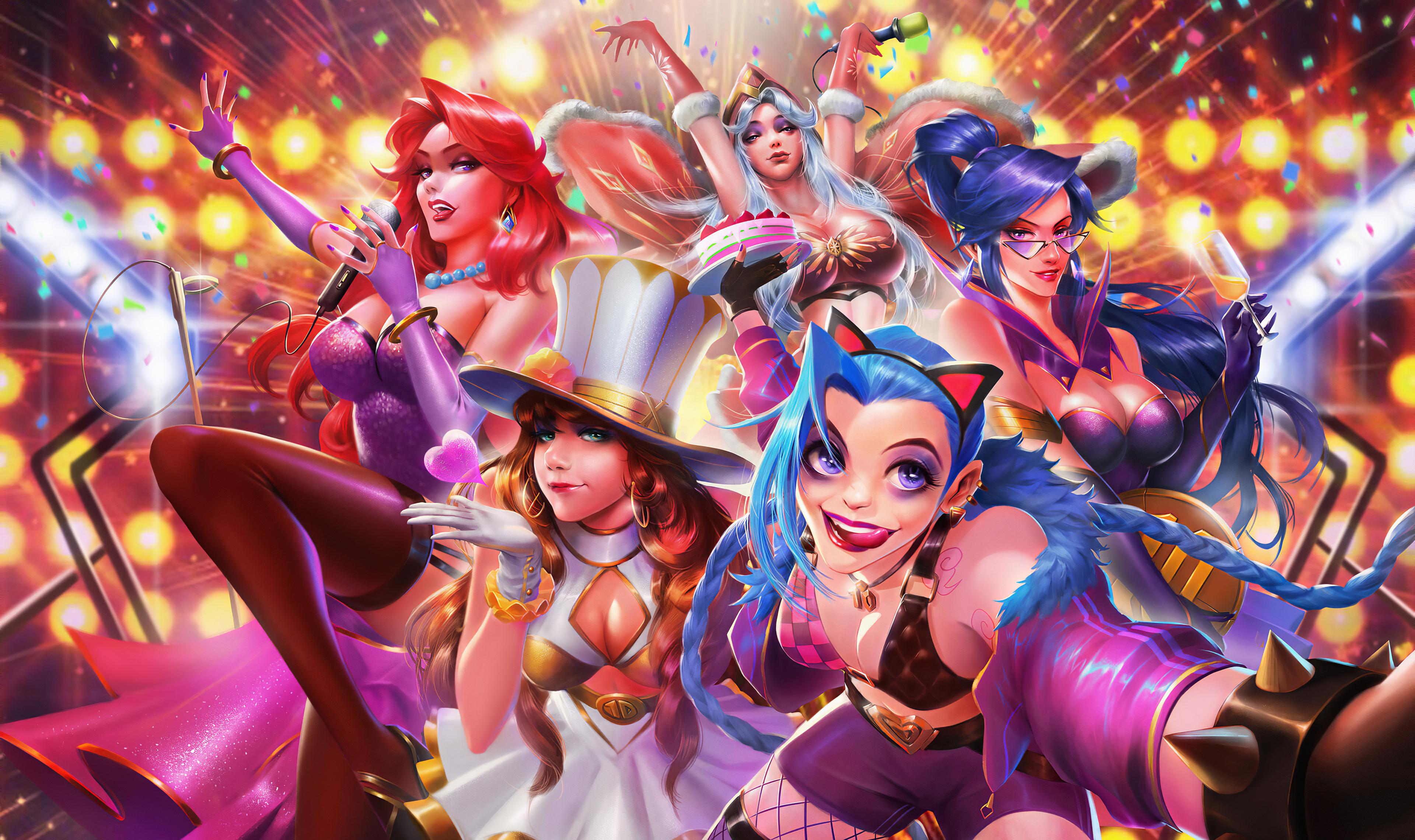 League Of Legends 2020 4k, HD Games, 4k Wallpapers, Images ...
