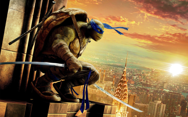 Leonardo Teenage Mutant Ninja Turtles Out Of The Shadows Hd