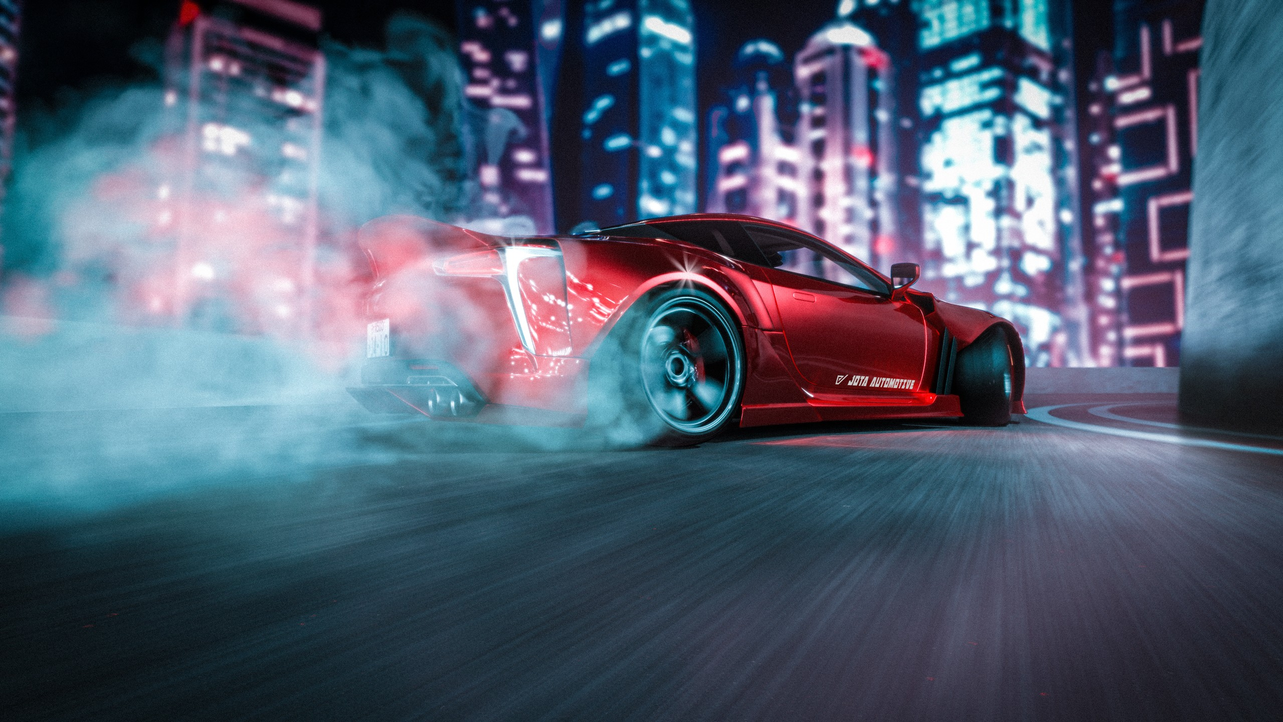 Lexus LC 500 Drifting, HD Cars, 4k Wallpapers, Images ...