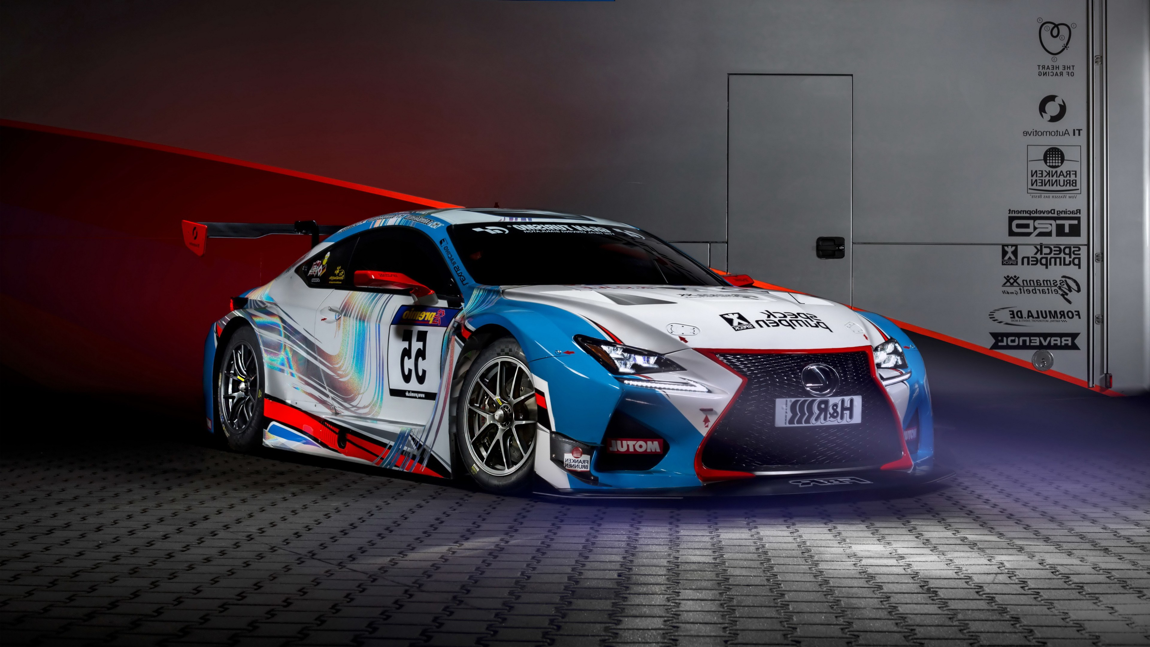Lexus Rc F Gt3 Hd Cars 4k Wallpapers Images Backgrounds Photos And Pictures