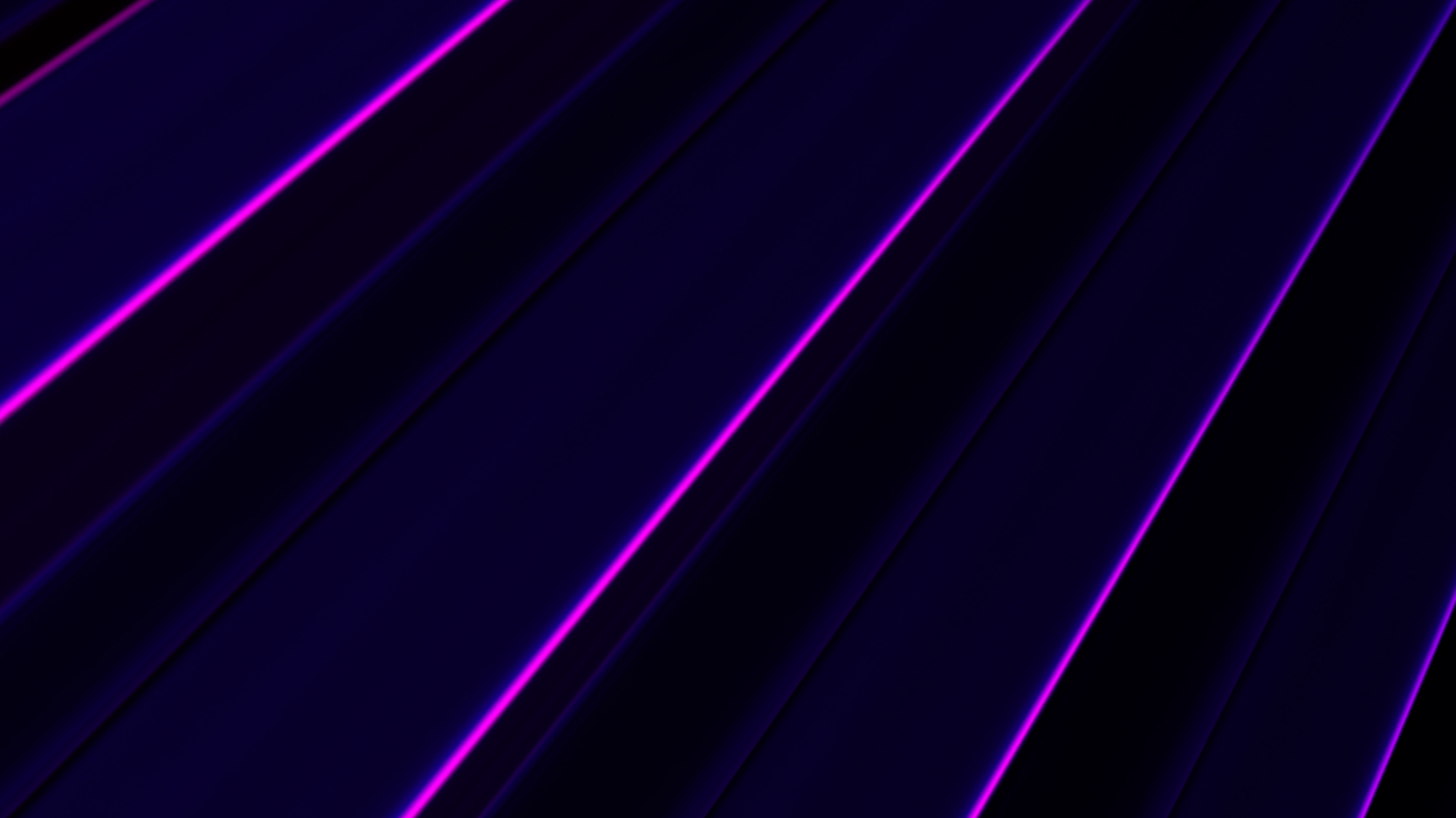 Lines Stripes Neon, HD Abstract, 4k