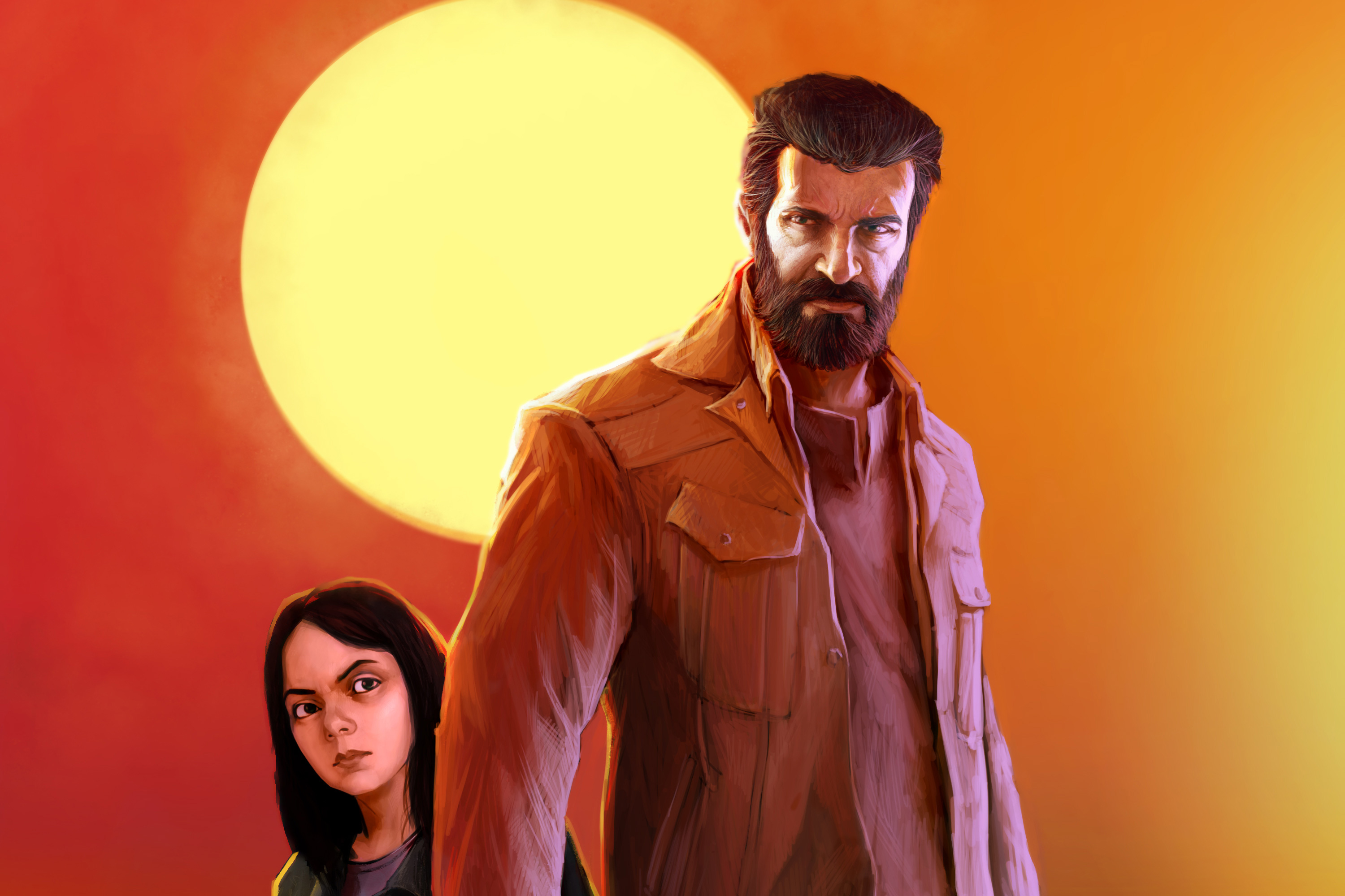 Logan 2017 Artwork Hd Movies 4k Wallpapers Images Backgrounds Photos And Pictures