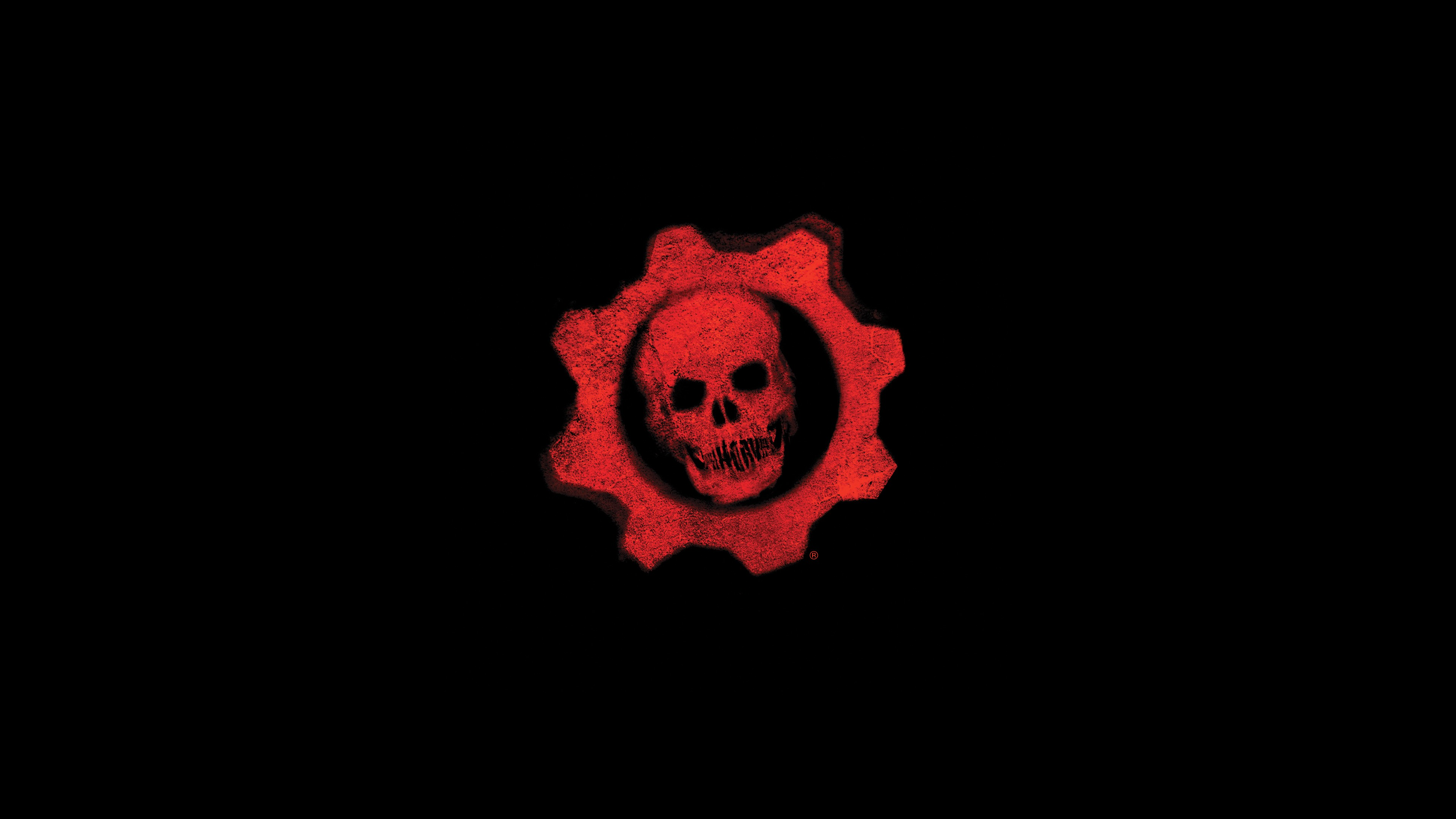 Logo Gears Of War 4k Hd Games 4k Wallpapers Images Backgrounds