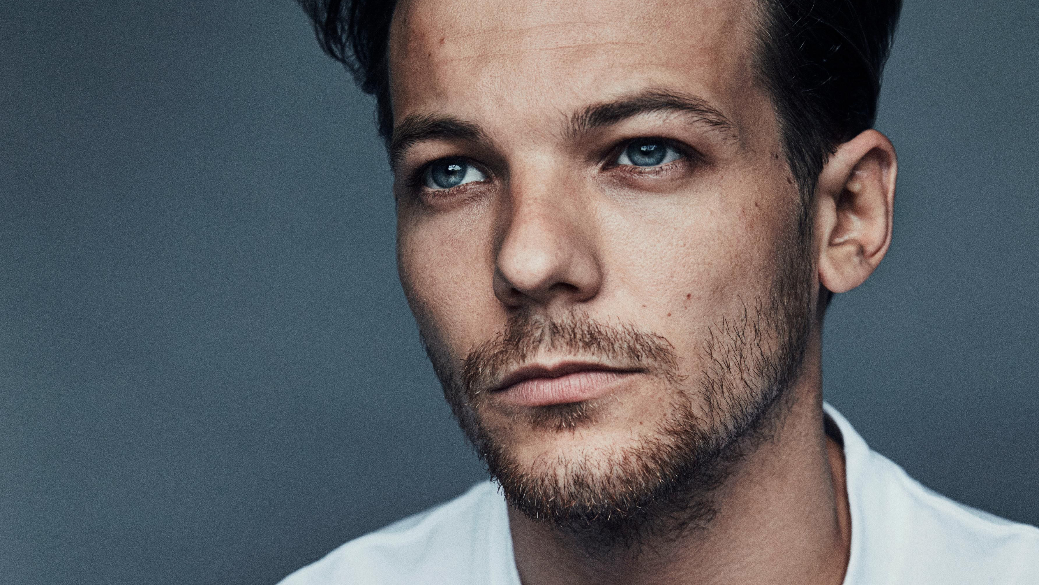 Louis Tomlinson 4k Hd Music 4k Wallpapers Images Backgrounds Photos And Pictures