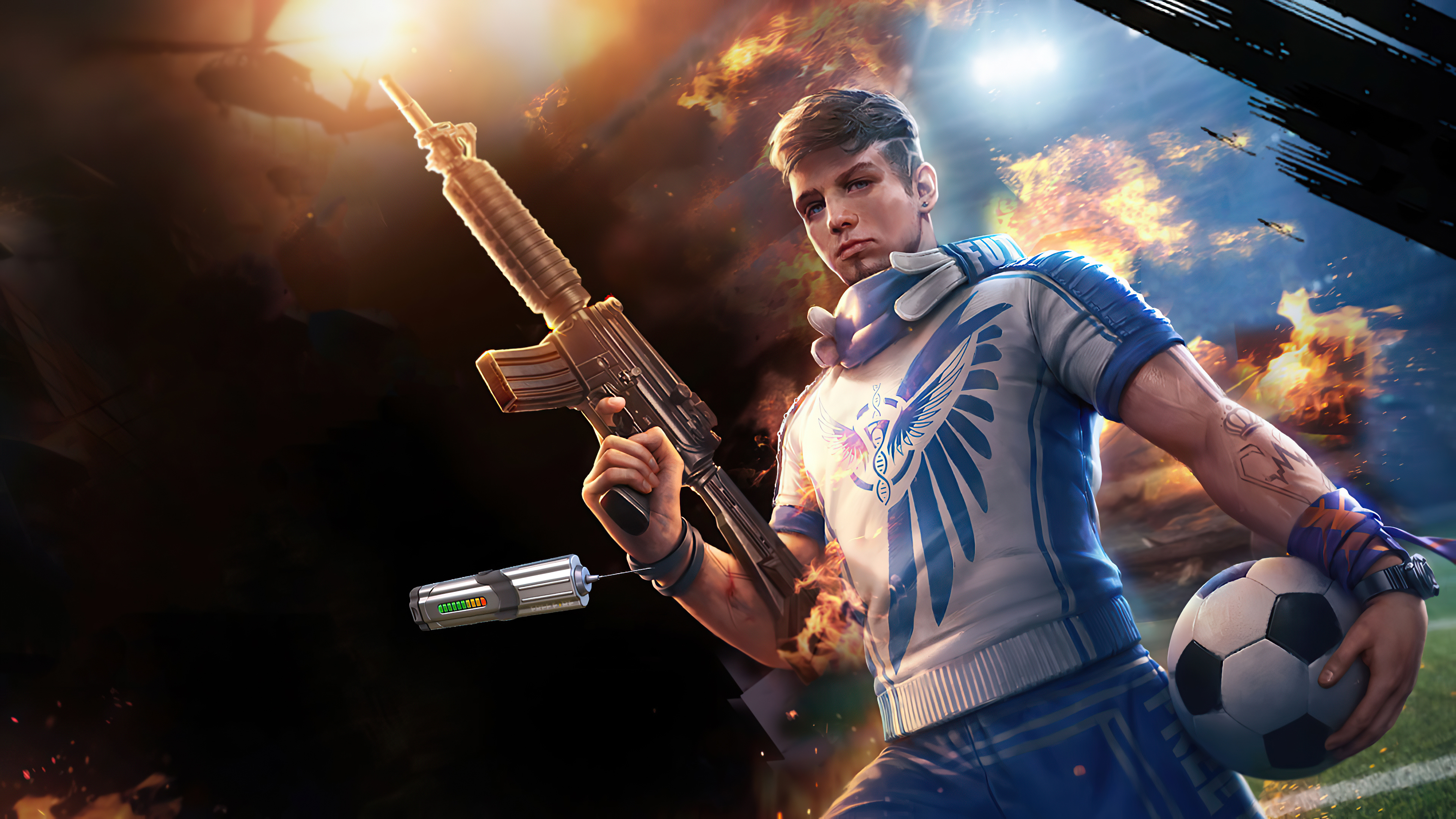 Luqueta Garena Free Fire Game Hd Games 4k Wallpapers Images Backgrounds Photos And Pictures