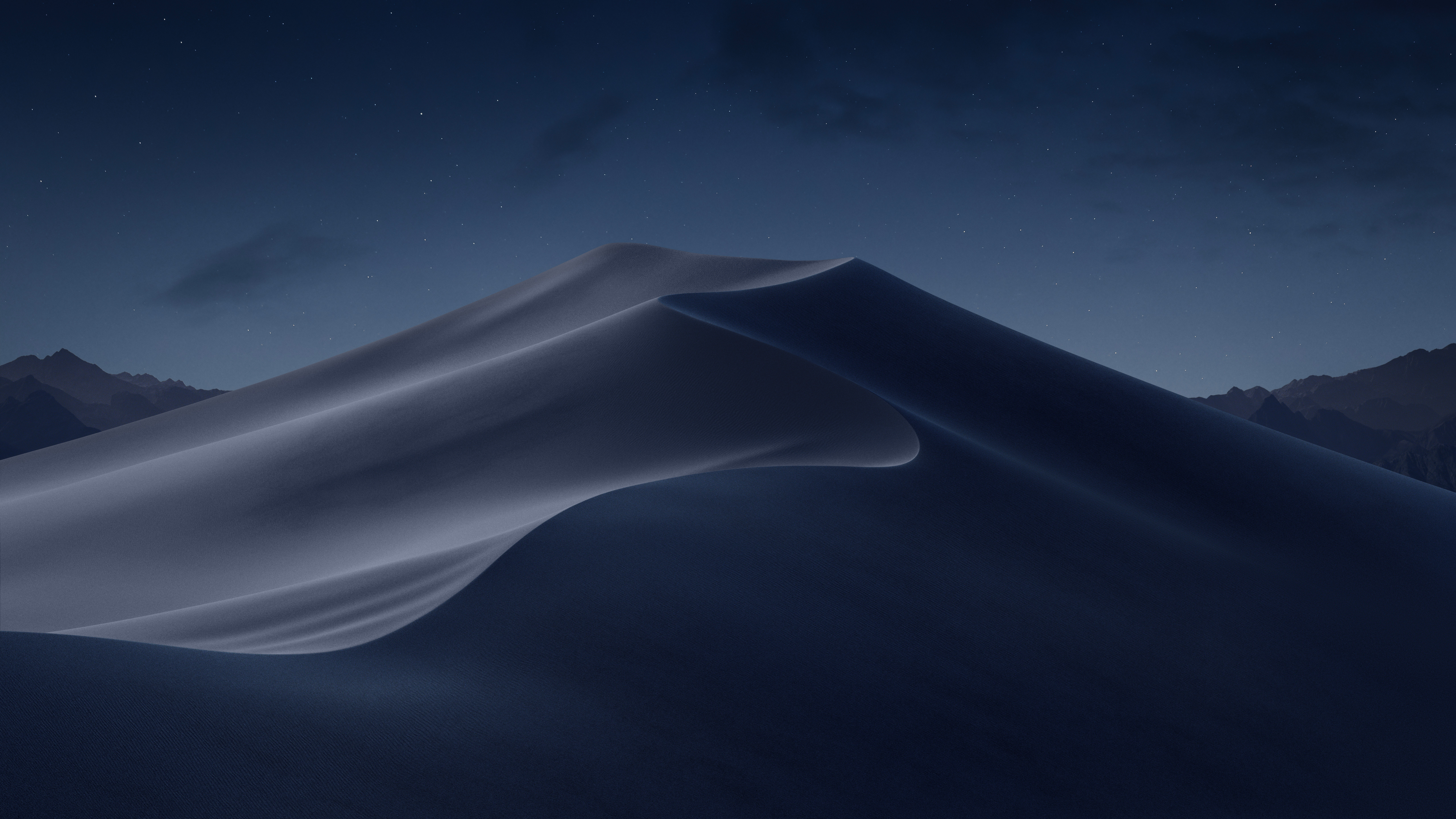 Macos Mojave Night Mode Stock Hd Computer 4k Wallpapers Images