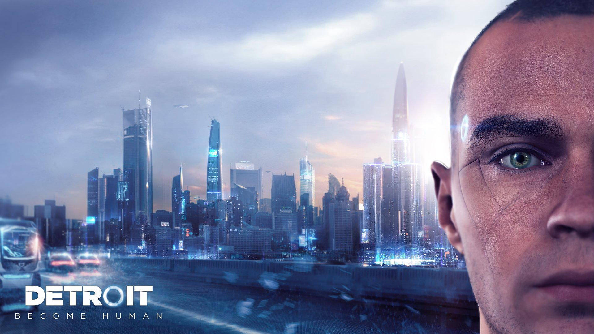 Markus Detroit Become Human Hd Games 4k Wallpapers Images Backgrounds Photos And Pictures