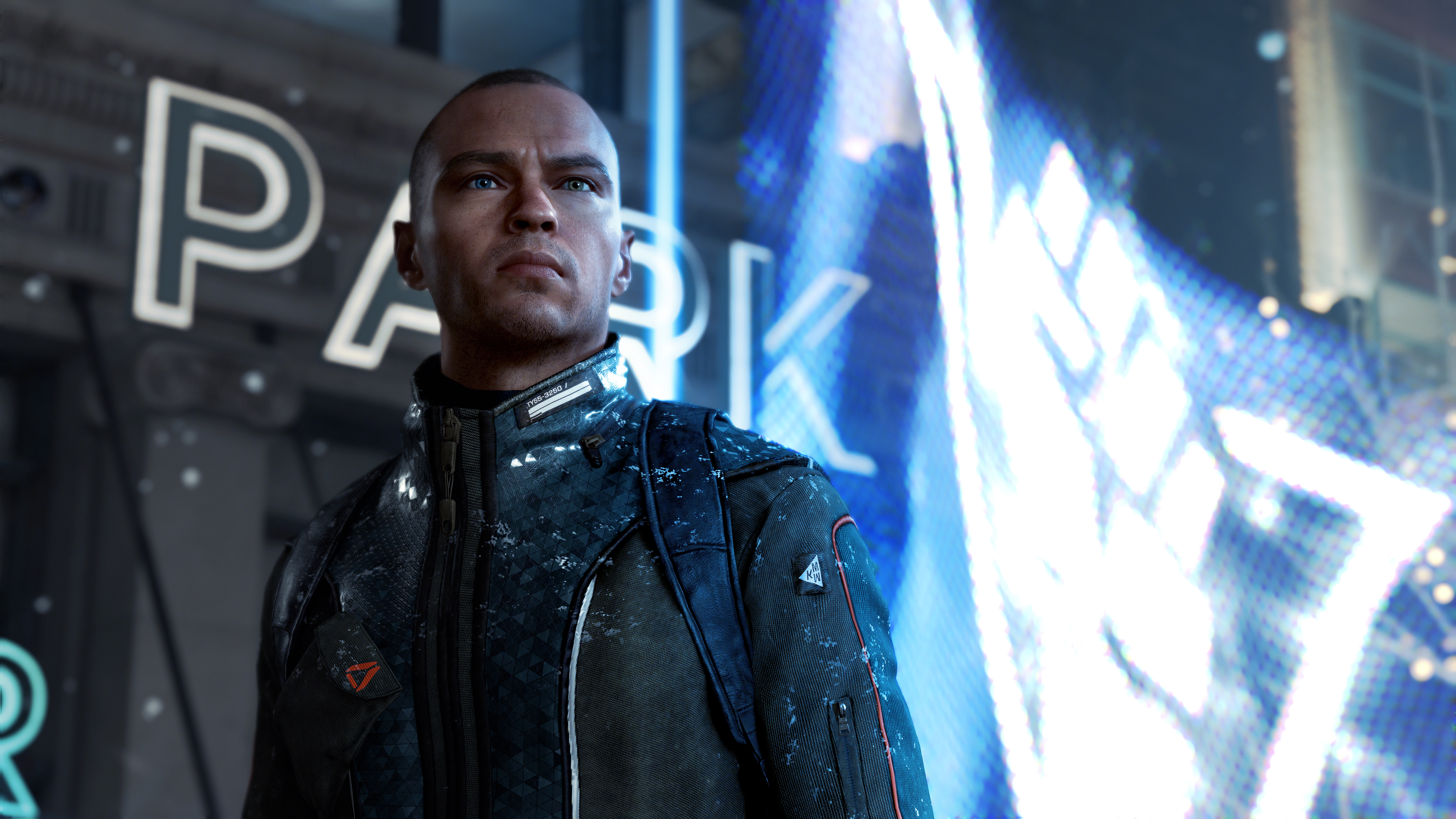 Markus Detroit Become Human 4k Hd Games 4k Wallpapers Images