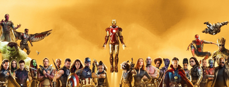1680x1050 Marvel 10 Year Anniversary ...