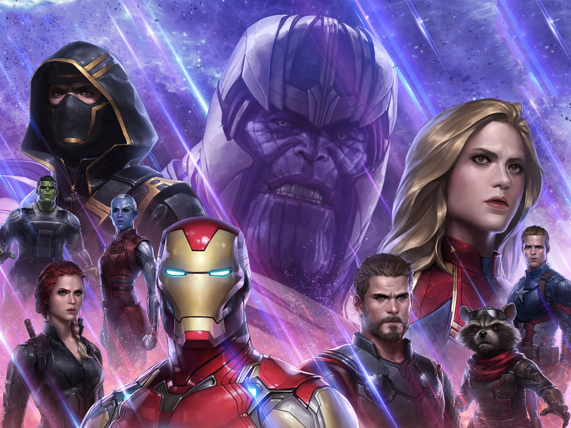 Marvel Future Fight Avengers Hd Games 4k Wallpapers Images