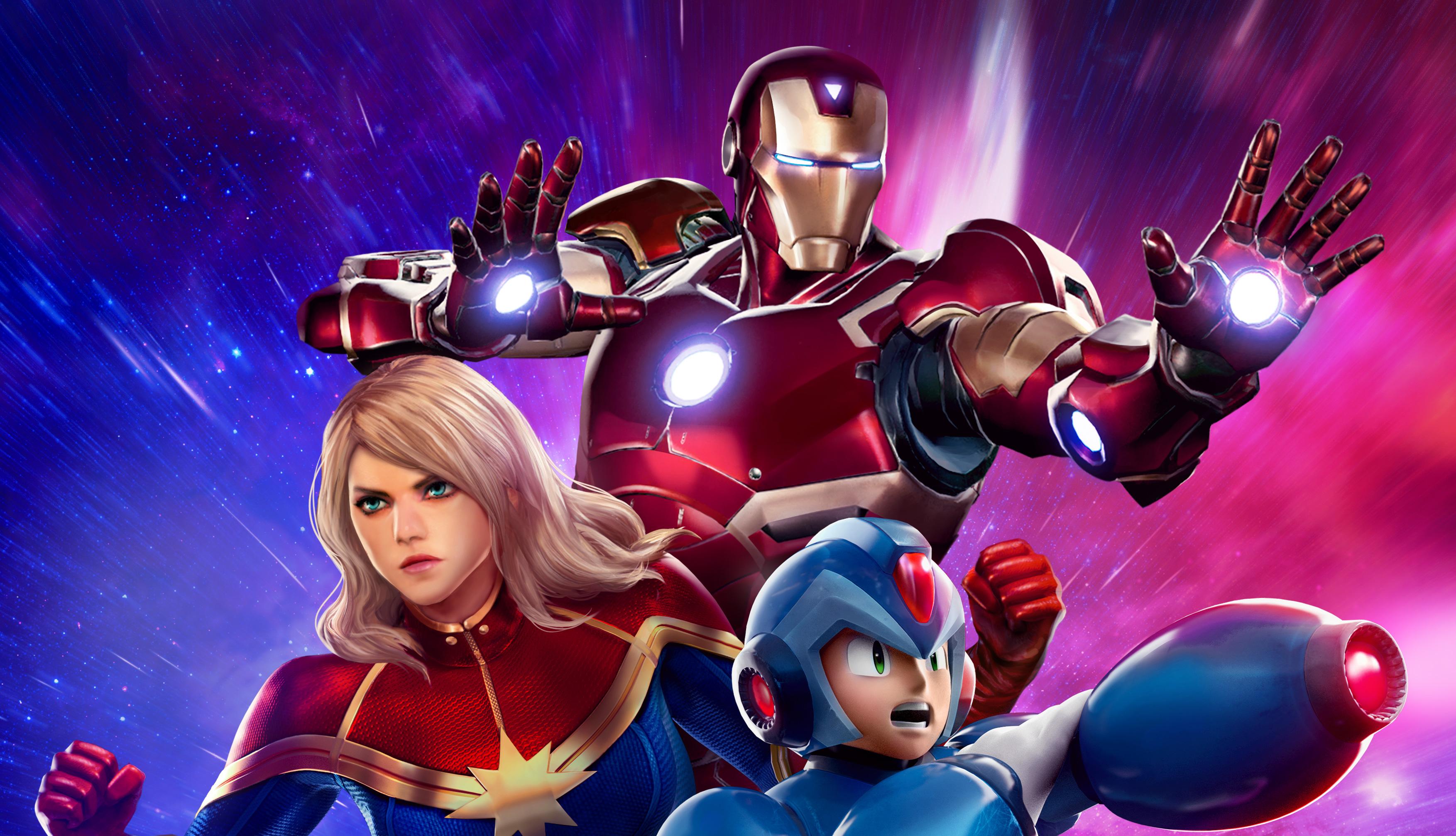 Marvel Vs Capcom Infinite Story Hd Games 4k Wallpapers Images