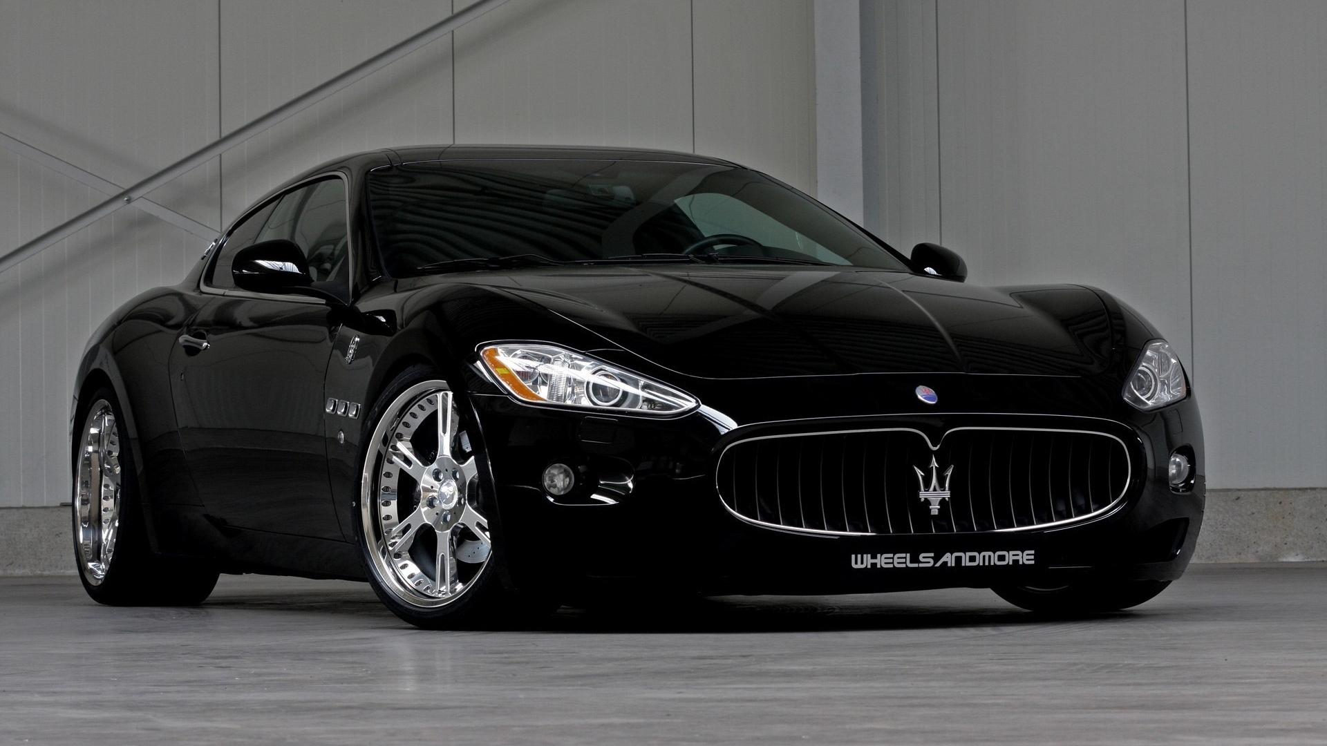 Maserati Black Shining Hd Cars 4k Wallpapers Images