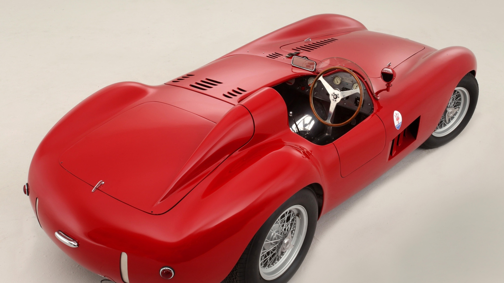 Maserati Vintage Old Red Hd Cars 4k Wallpapers Images Backgrounds Photos And Pictures