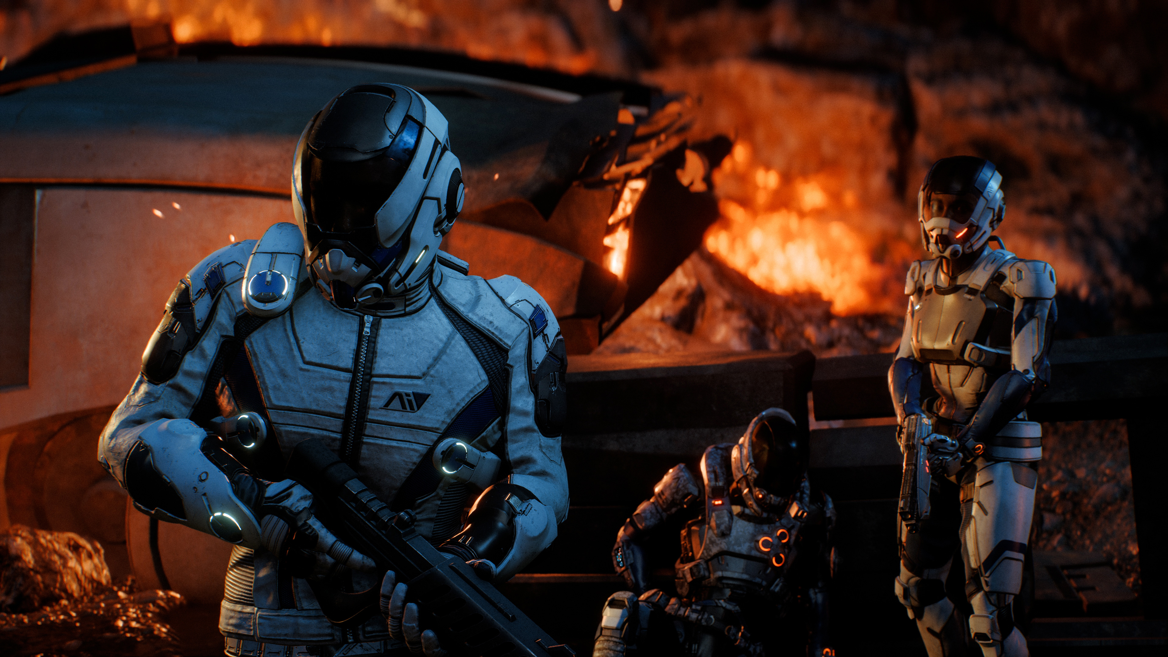 Mass Effect Andromeda 2017 4k Hd Games 4k Wallpapers Images