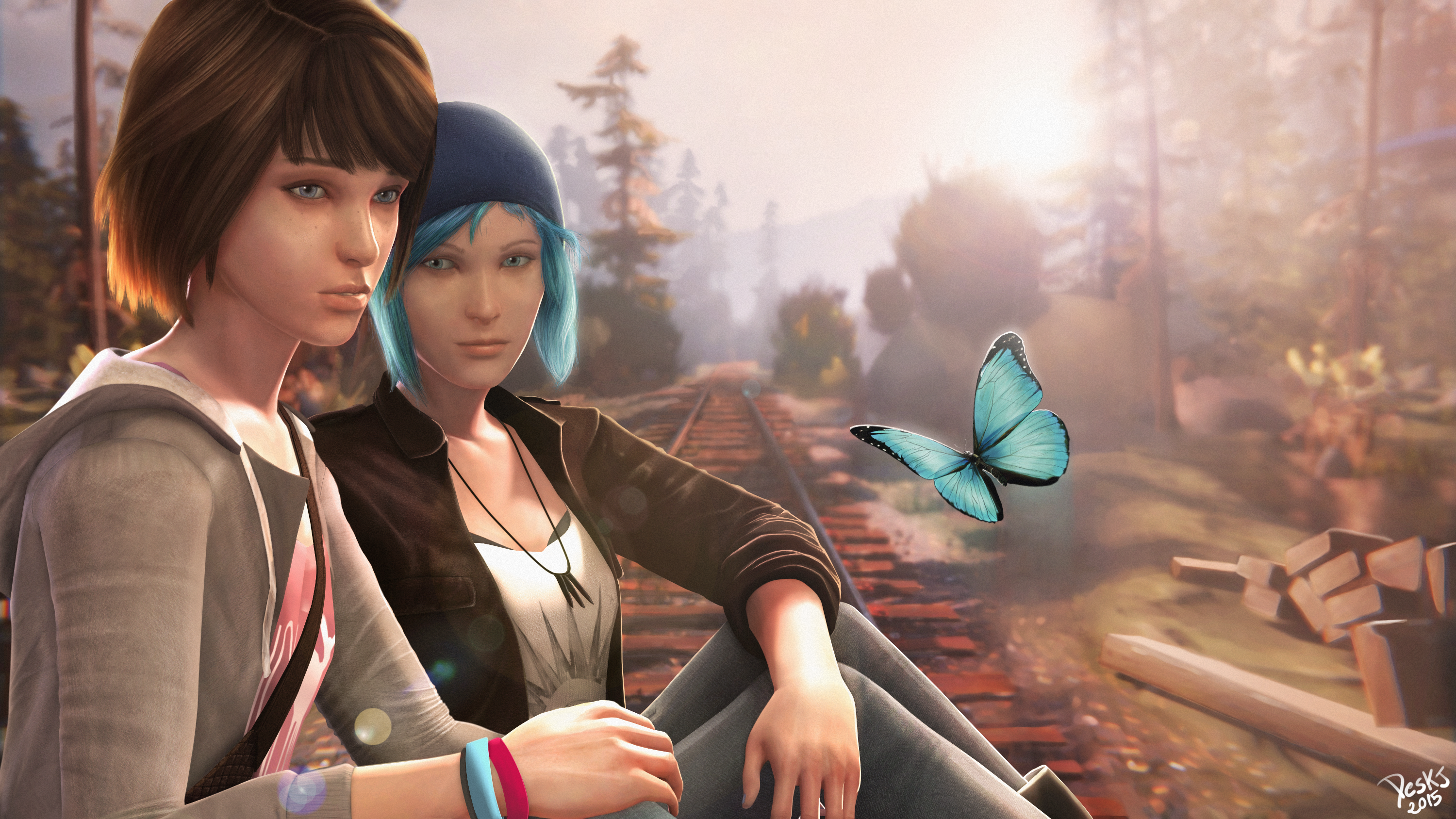 Max Caulfield Life Is Strange 2 Hd Games 4k Wallpapers Images